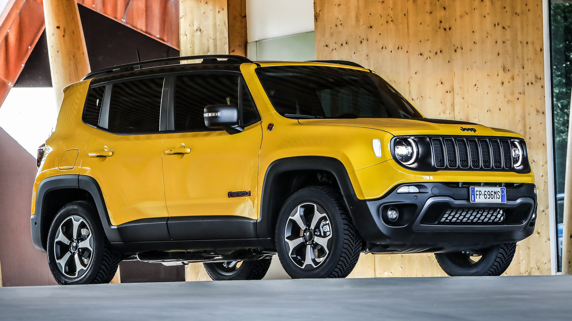 2018 Jeep Renegade Trailhawk   Wallpapers and HD Images ...
