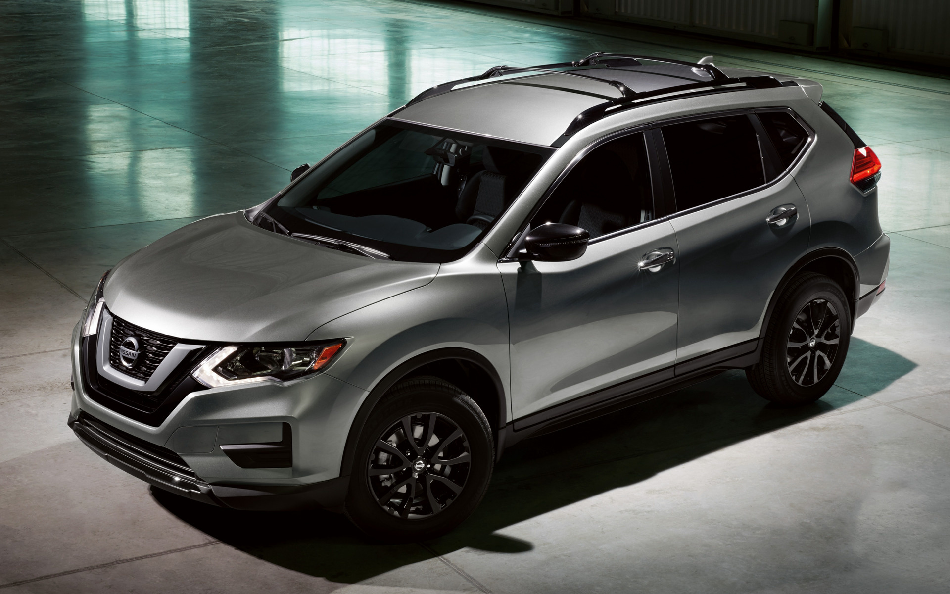 2017 Nissan Rogue Midnight Edition Wallpapers And Hd