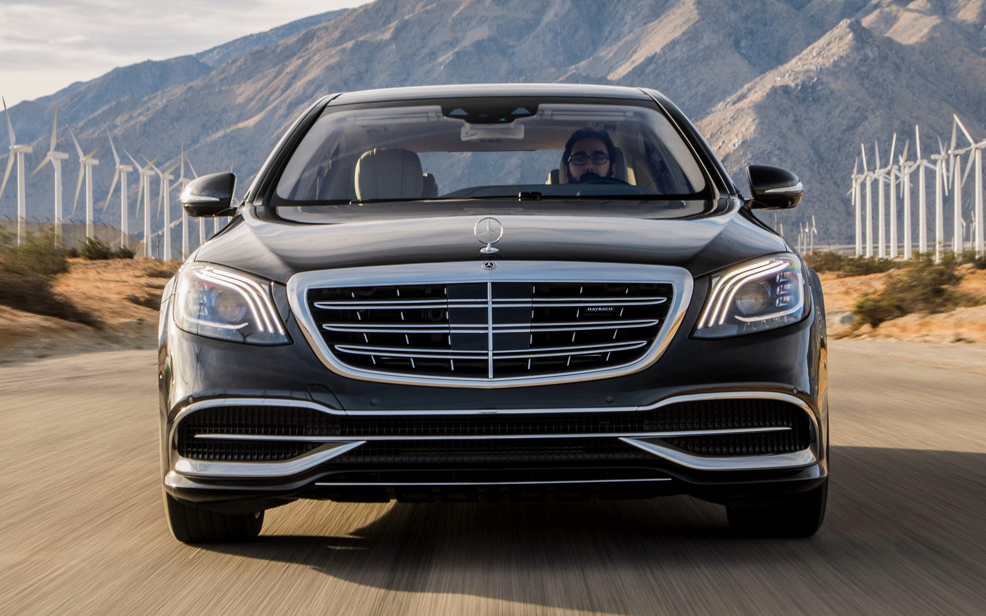 2018 mercedes-maybach s-class (us) - wallpapers and hd images | car