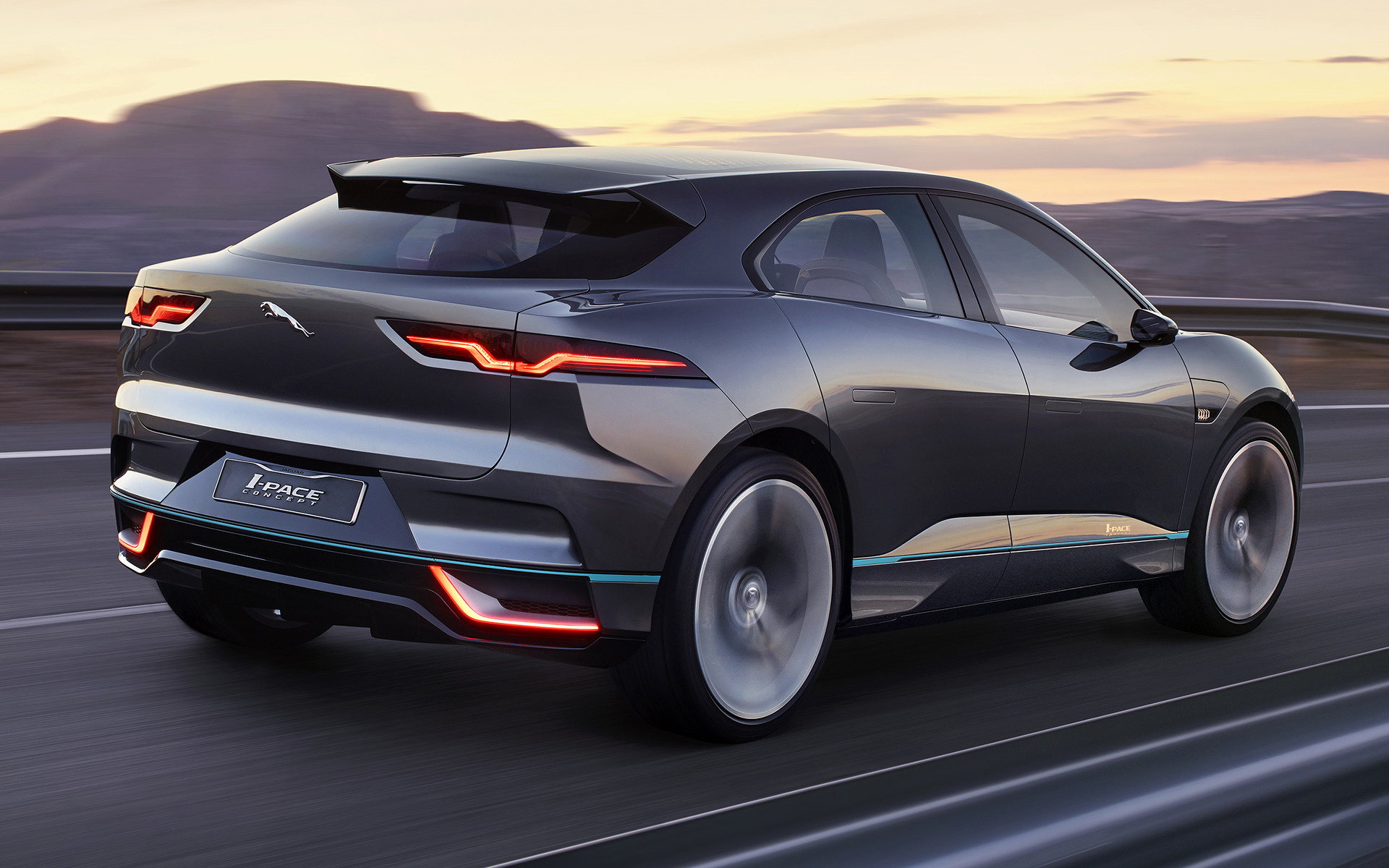 2016 Jaguar I Pace Concept Wallpapers And Hd Images