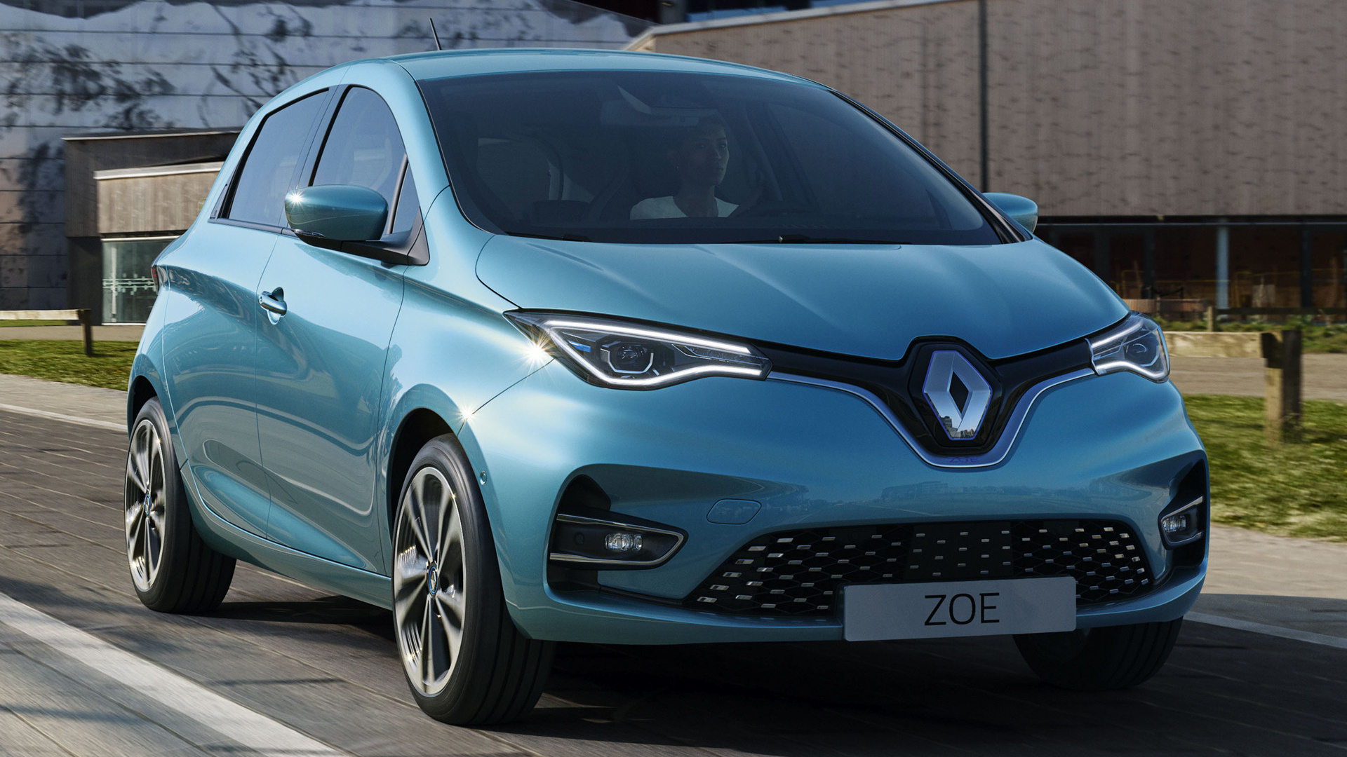 2019 Renault Zoe Wallpapers And Hd Images Car Pixel