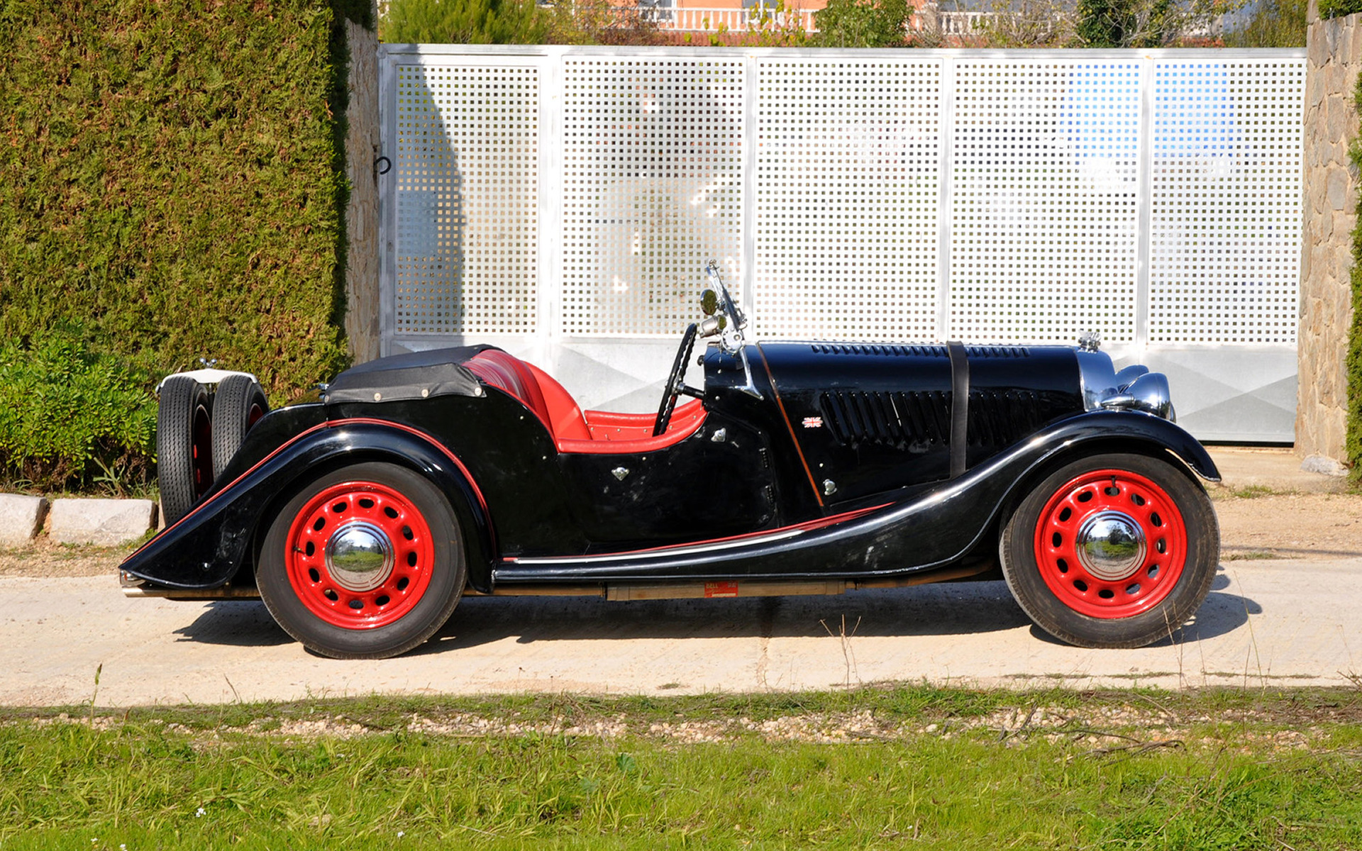Morgan 4 4 Roadster 1946 Wallpapers And Hd Images Car