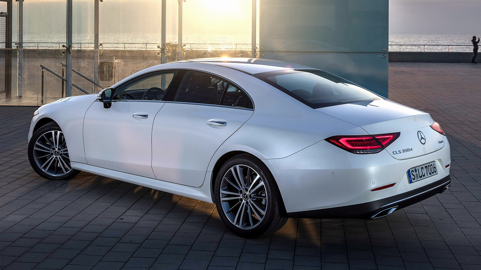 2018 Mercedes-Benz CLS-Class - Wallpapers and HD Images ...