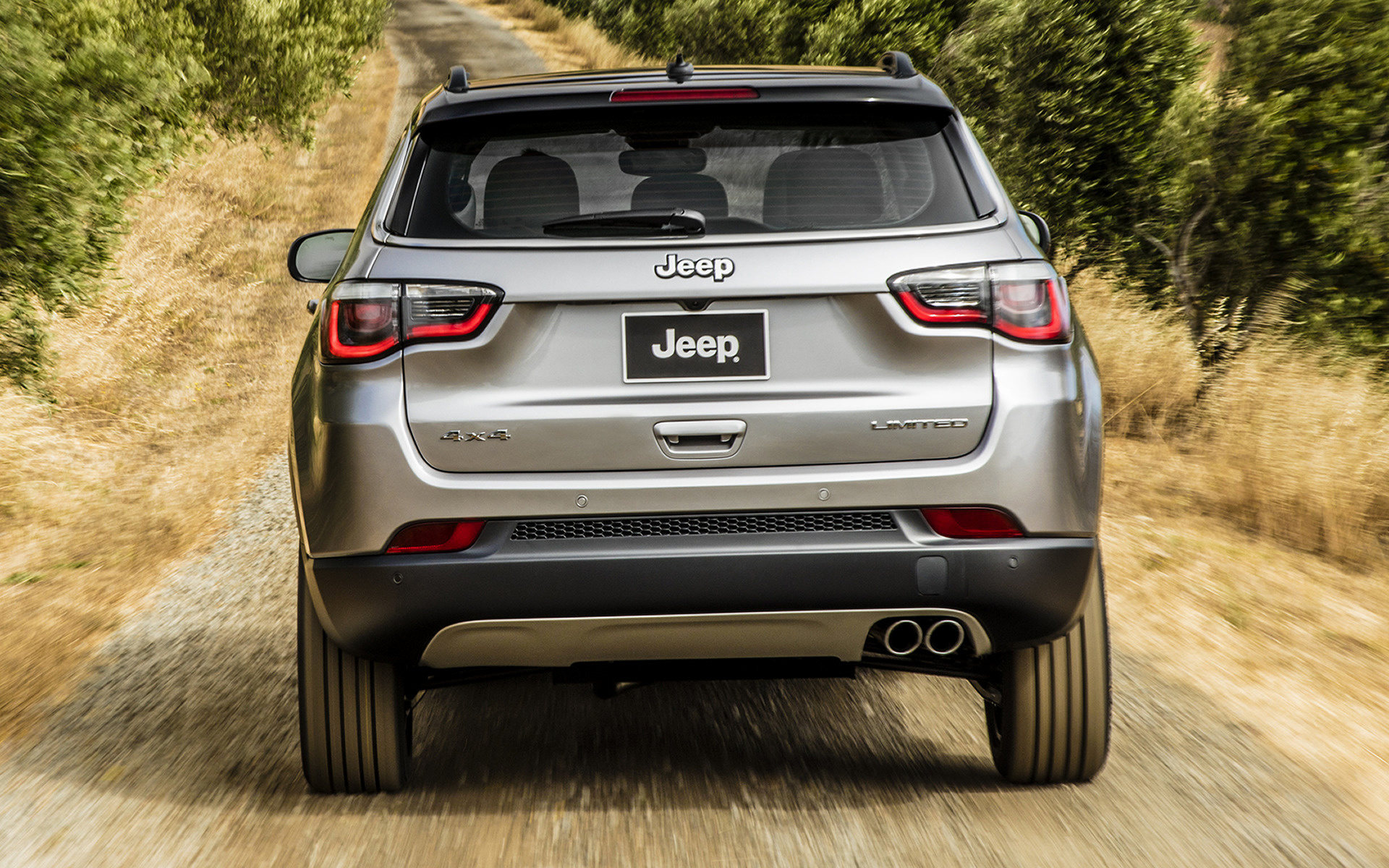Jeep Compass Limited (2017) Wallpapers And HD Images