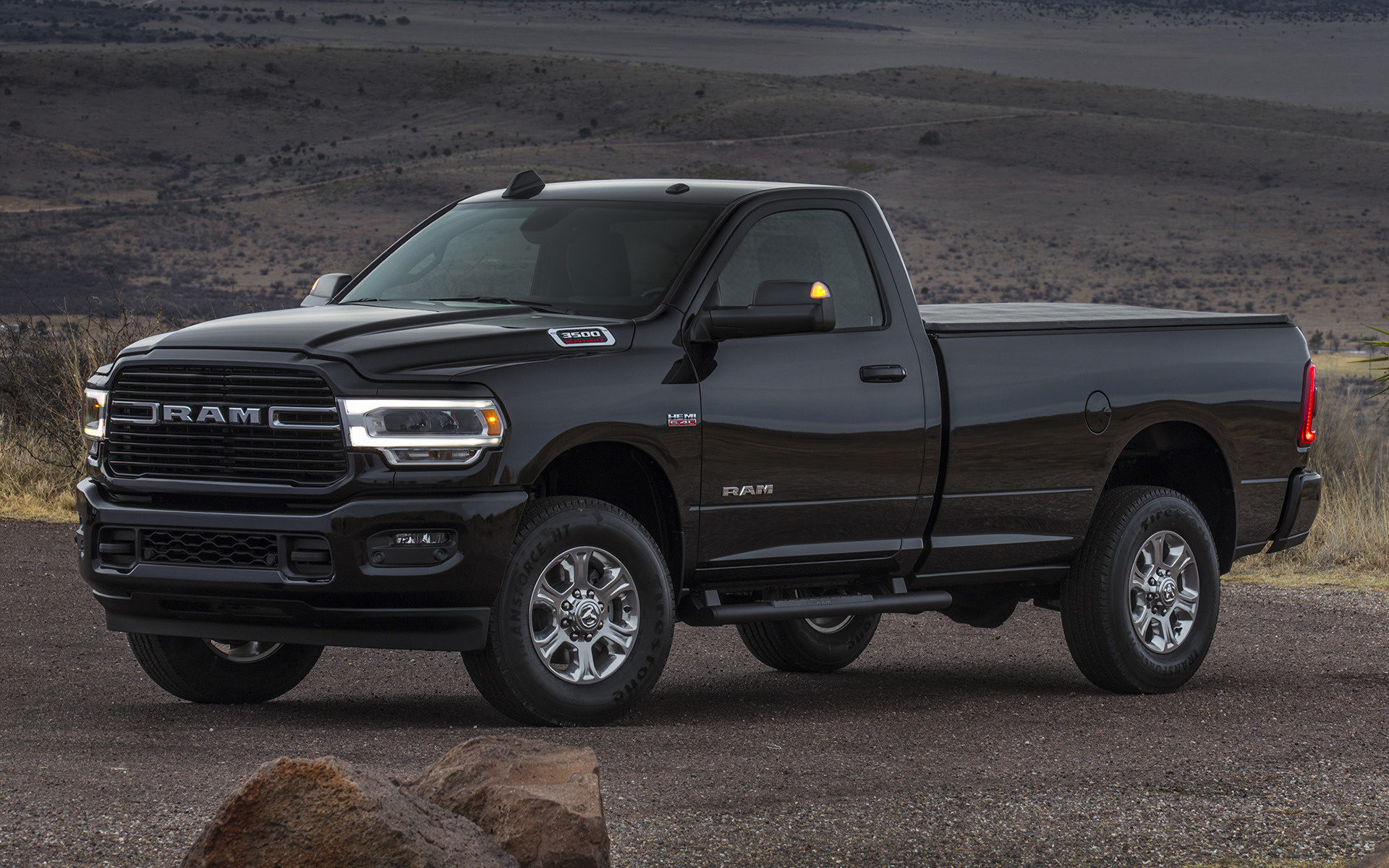 2019 Ram 3500 Big Horn Regular Cab Sport Appearance ...
