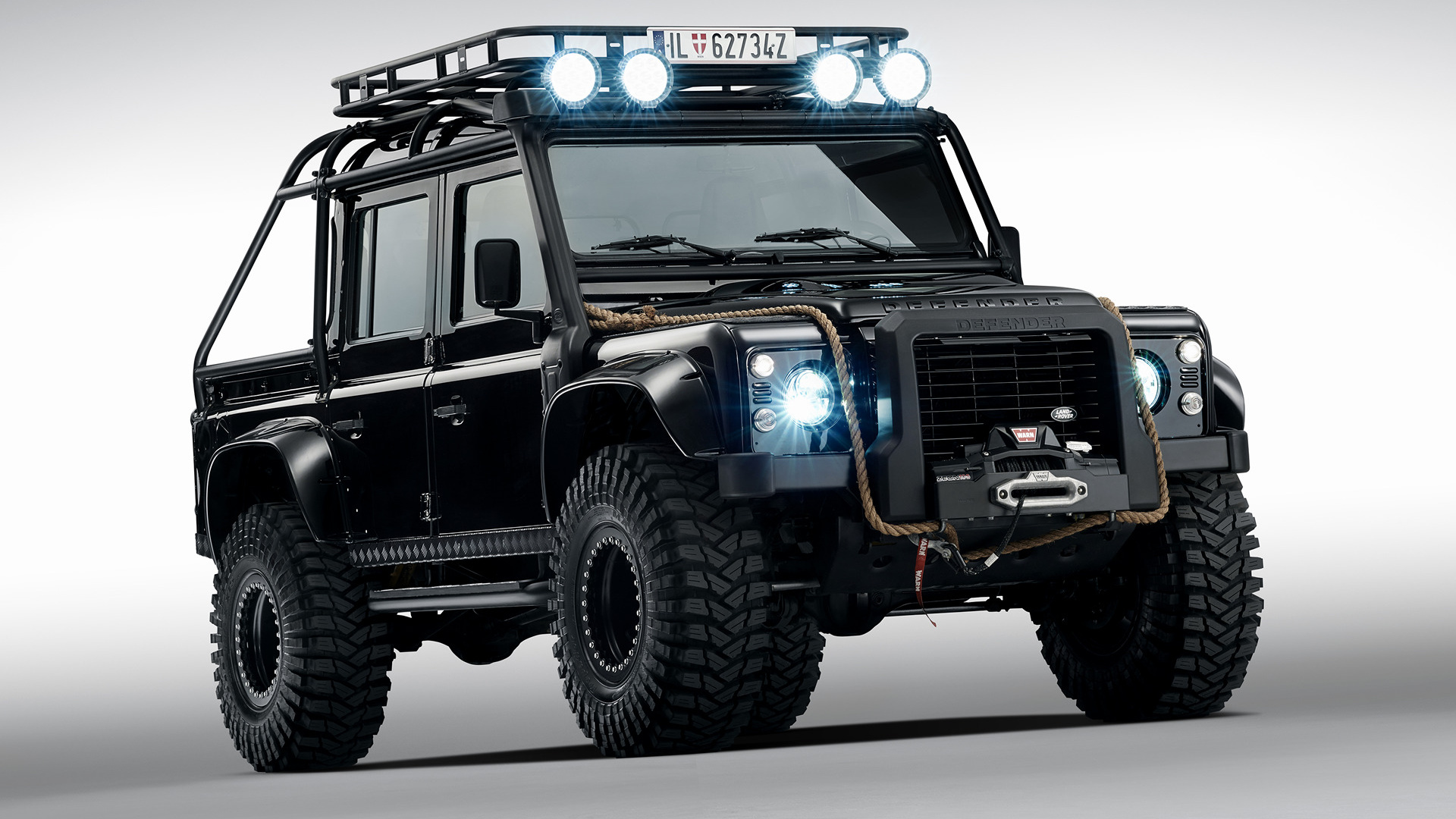Mercedes Smart Car >> 2015 Land Rover Defender 007 Spectre - Wallpapers and HD ...