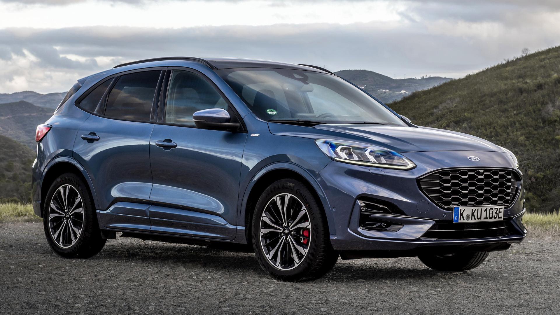 2020 Ford Kuga Plug-In Hybrid ST-Line - Fonds d'écran et ...