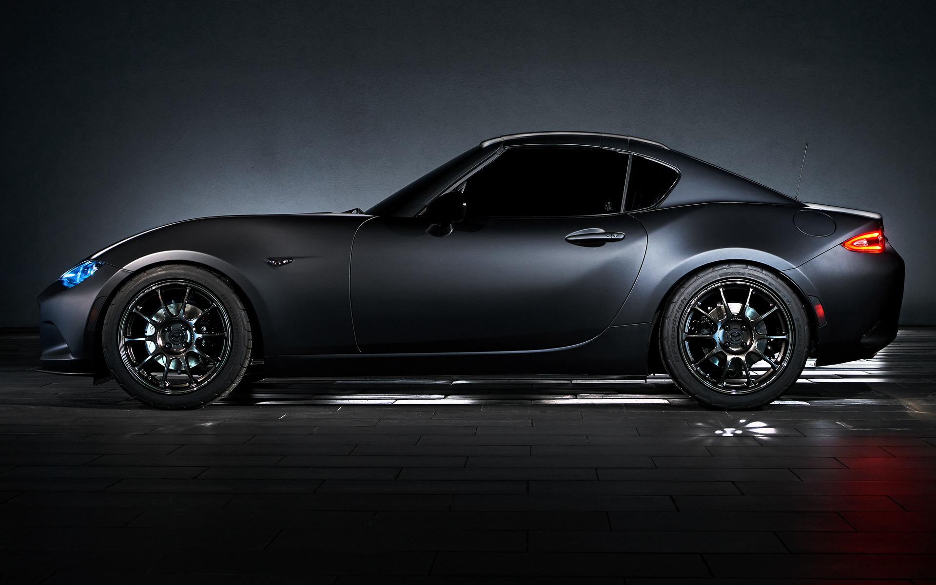 Mazda 6 Sport >> 2016 Mazda MX-5 Miata RF Kuro Concept - Wallpapers and HD ...