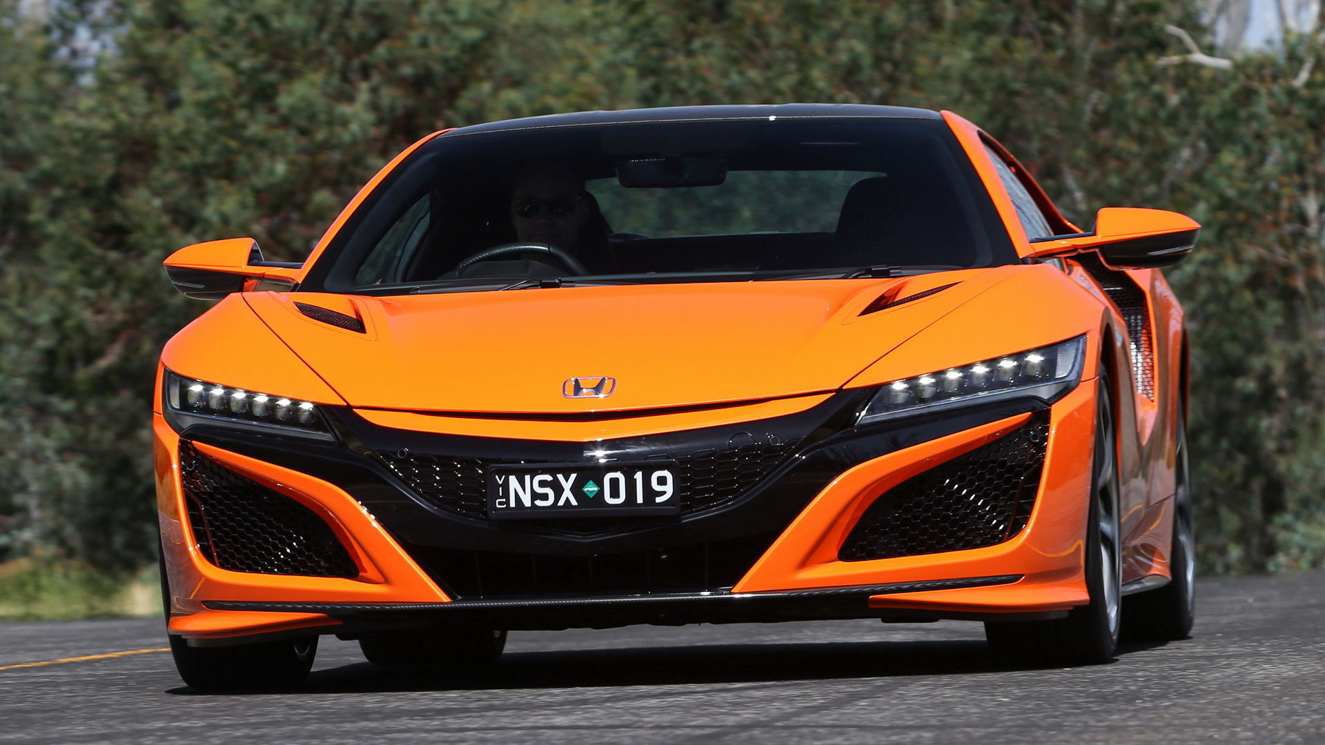 2019 Honda NSX (AU) - Wallpapers and HD Images | Car Pixel