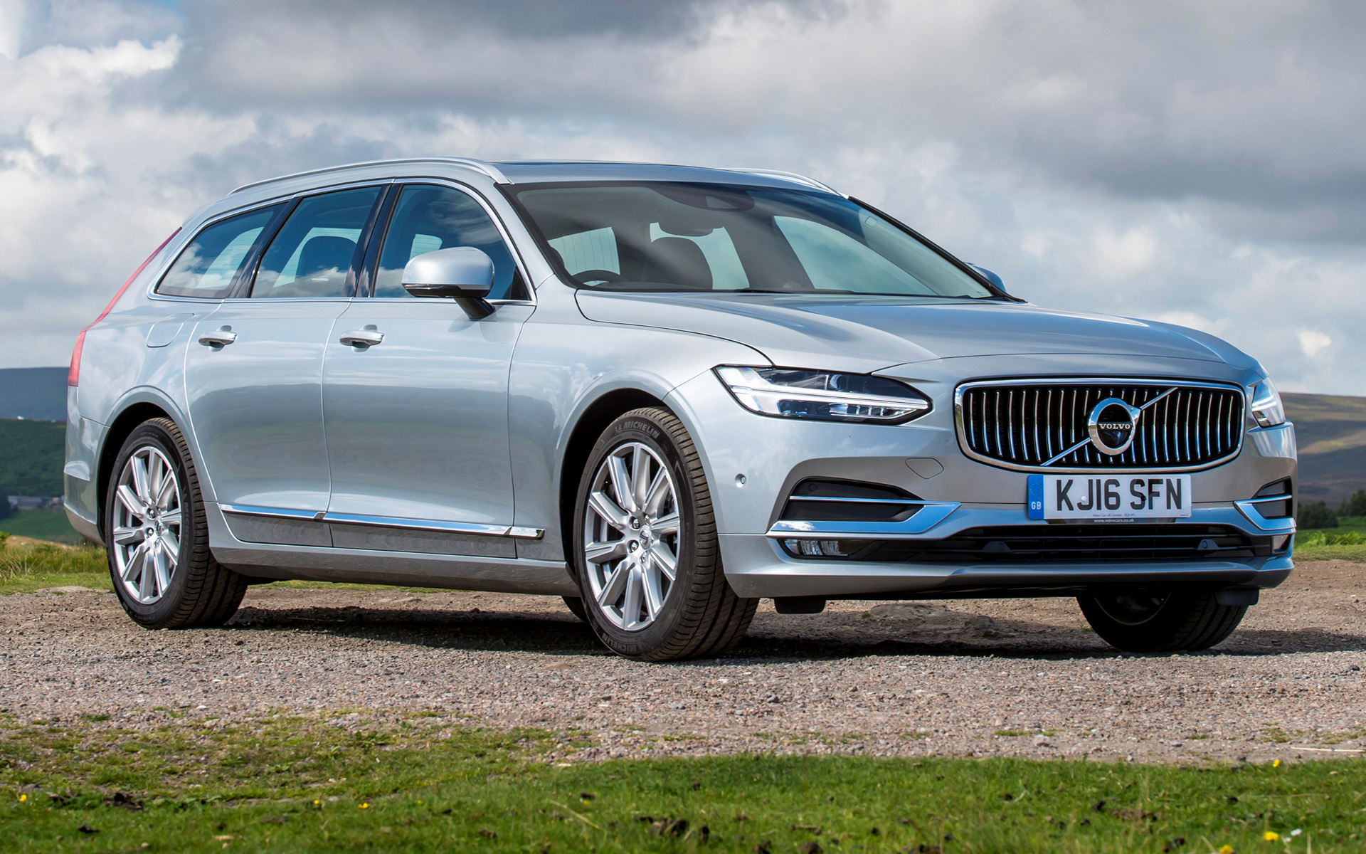 2016 Volvo V90 Inscription Uk Wallpapers And Hd Images