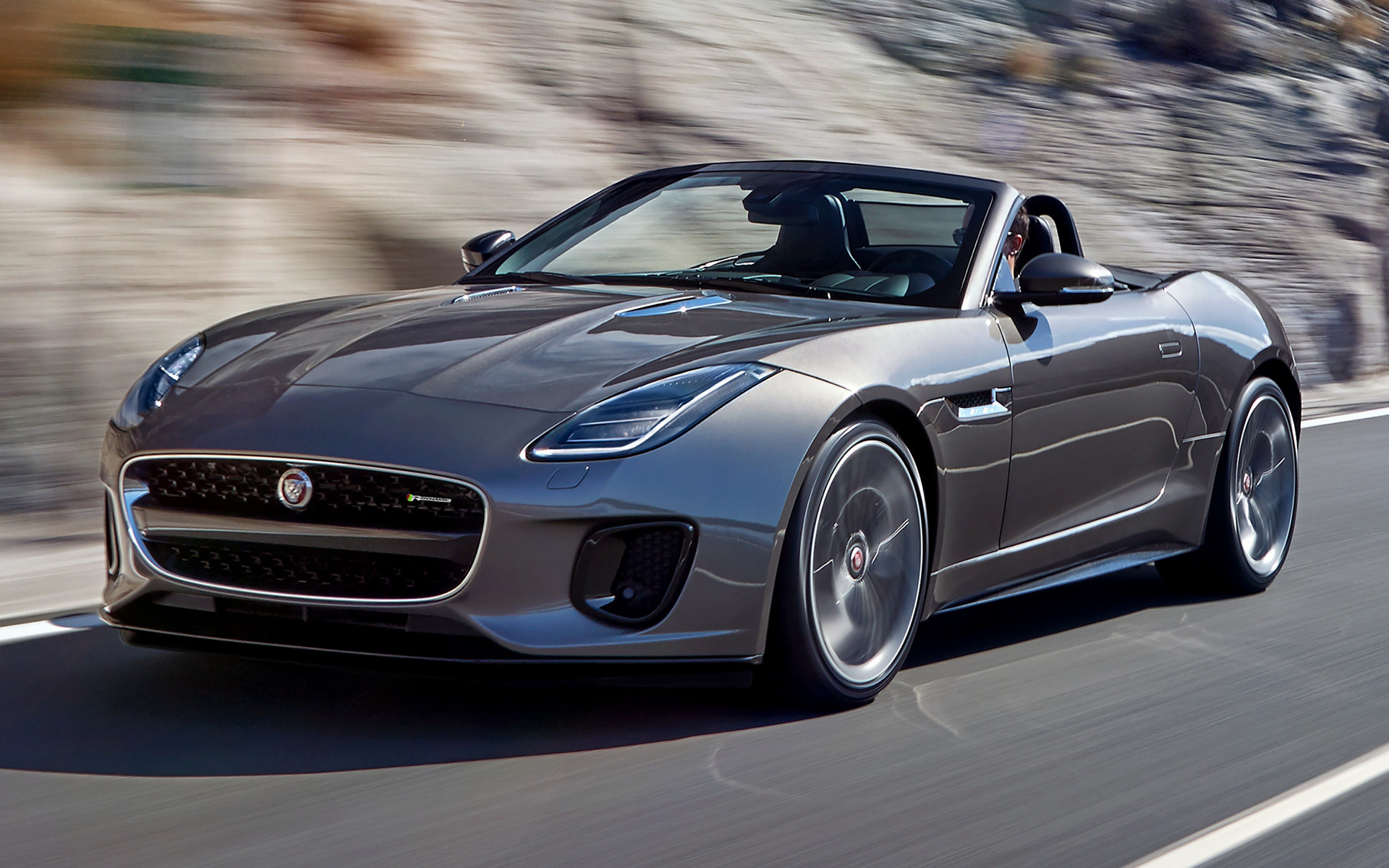 2016 Cadillac Convertible >> 2017 Jaguar F-Type Convertible R-Dynamic - Wallpapers and ...