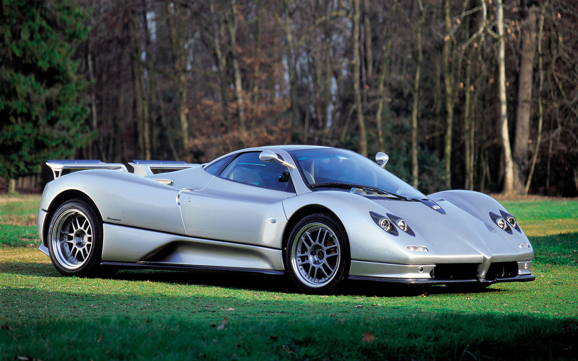 pagani zonda c12 s (2000) wallpapers and hd images - car pixel