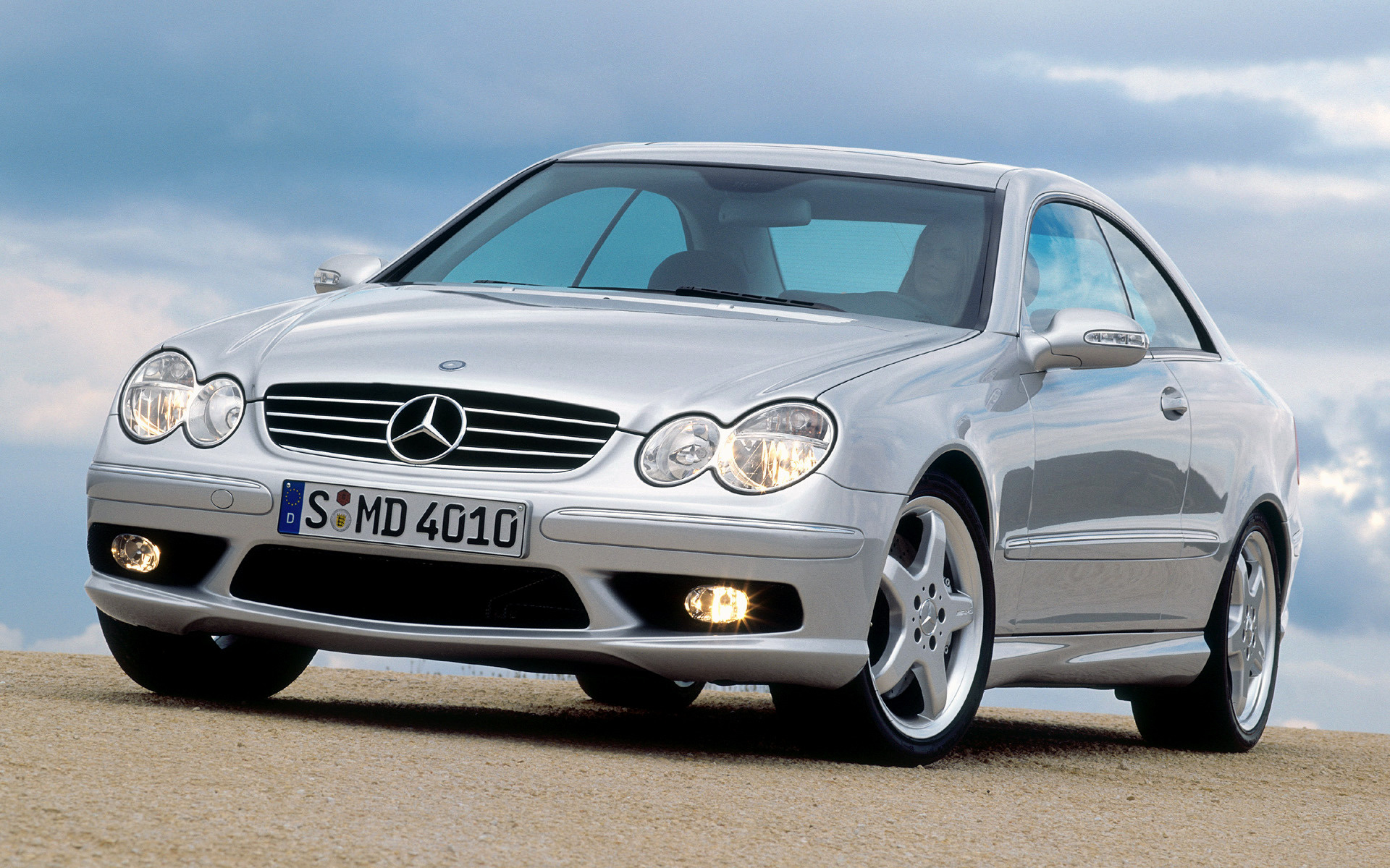 2002 Mercedes Benz Clk 55 Amg Wallpapers And Hd Images