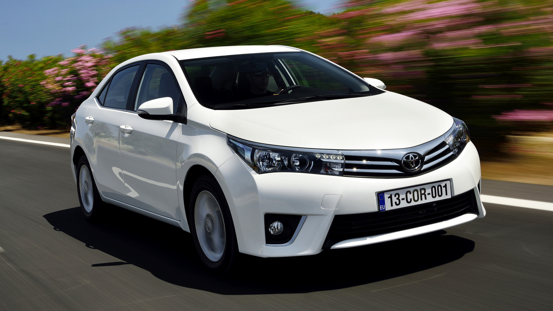 Toyota corolla 2013 eu wallpapers and hd images car pixel hd 169 voltagebd Gallery