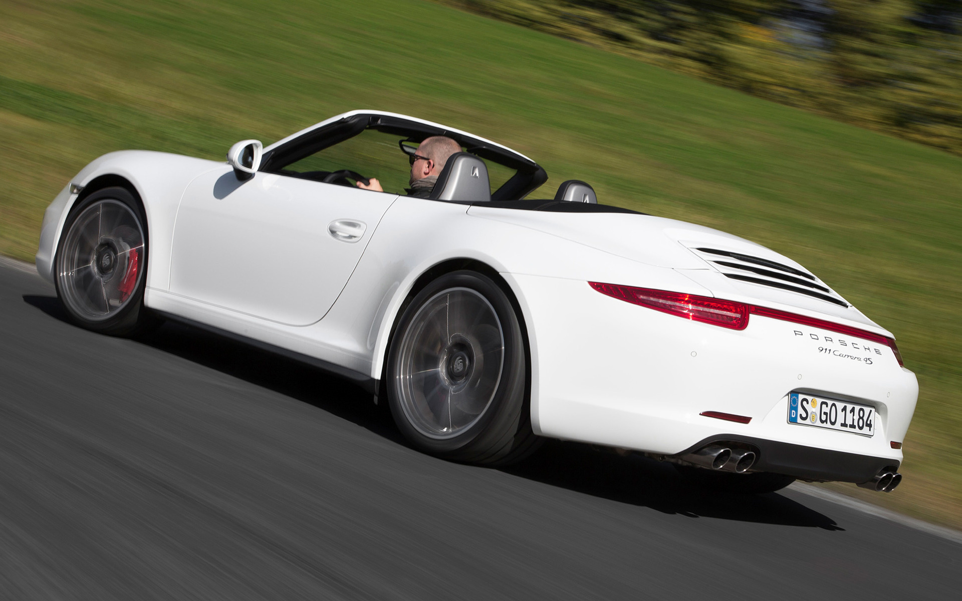 Porsche 911 carrera s cabriolet 2012 wallpapers and hd - Porsche 911 carrera s wallpaper ...