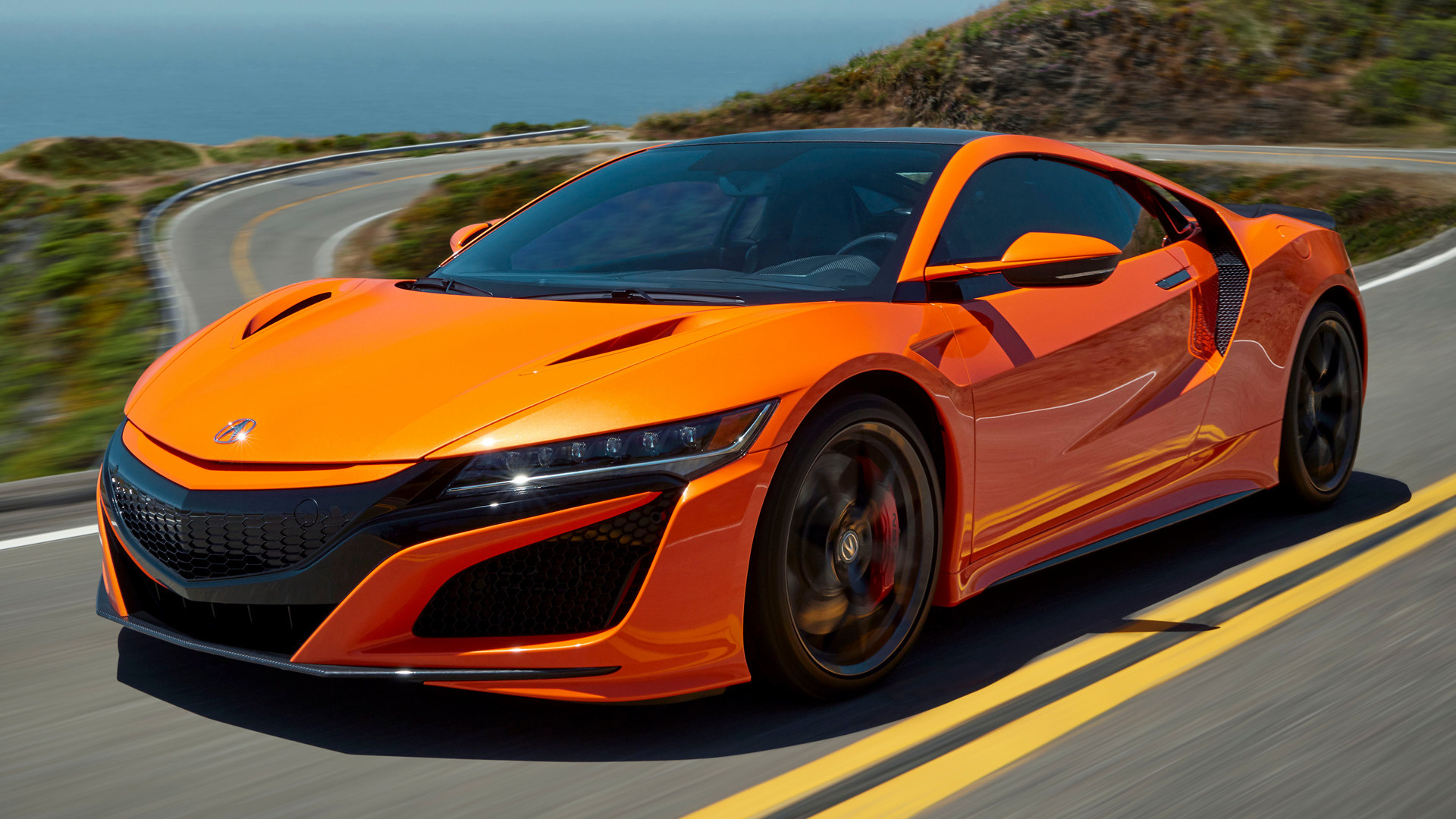 Subaru Aftermarket Parts >> Acura NSX (2019) Wallpapers and HD Images - Car Pixel