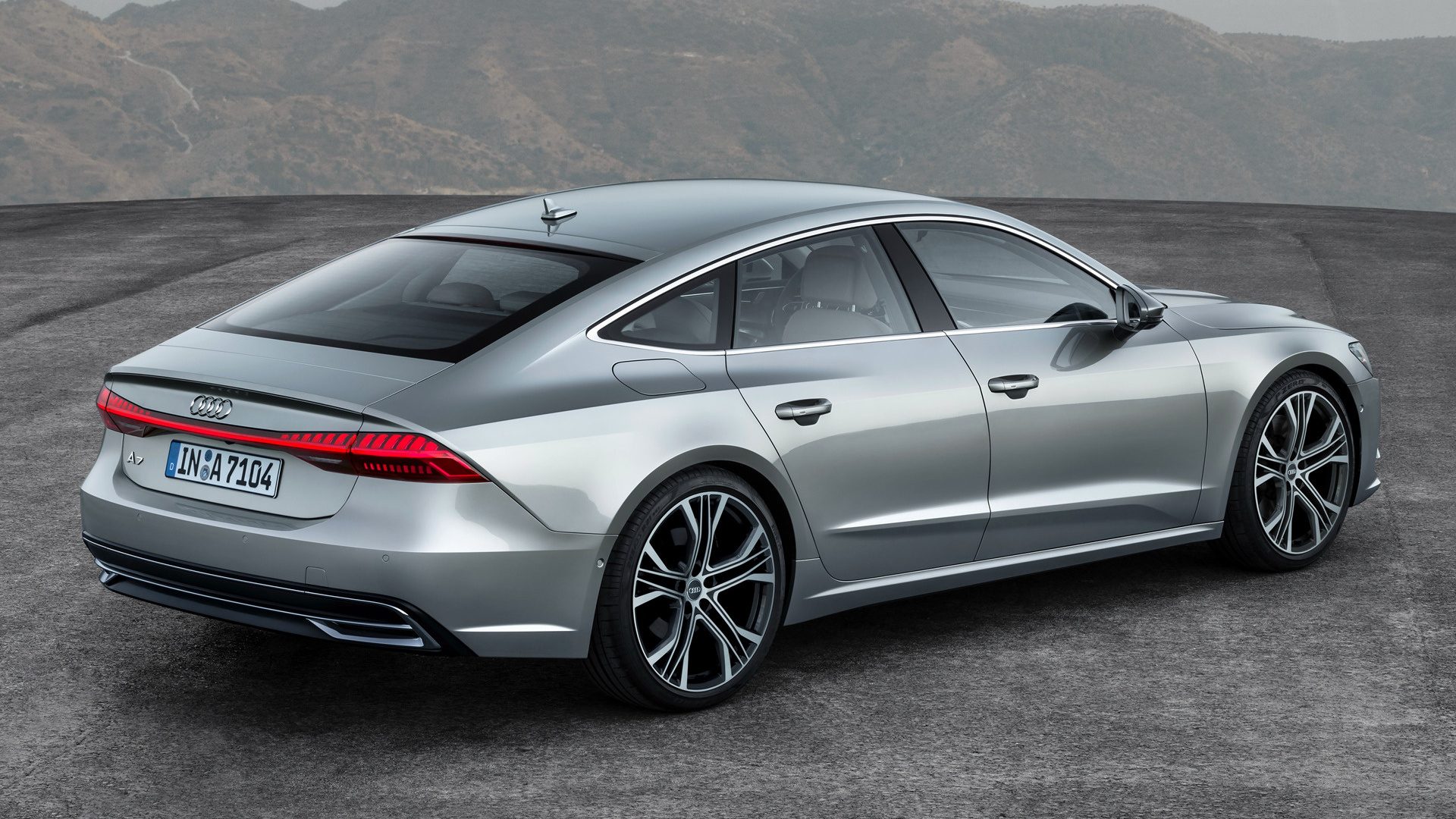 audi a7 sportback (2018) wallpapers and hd images - car pixel