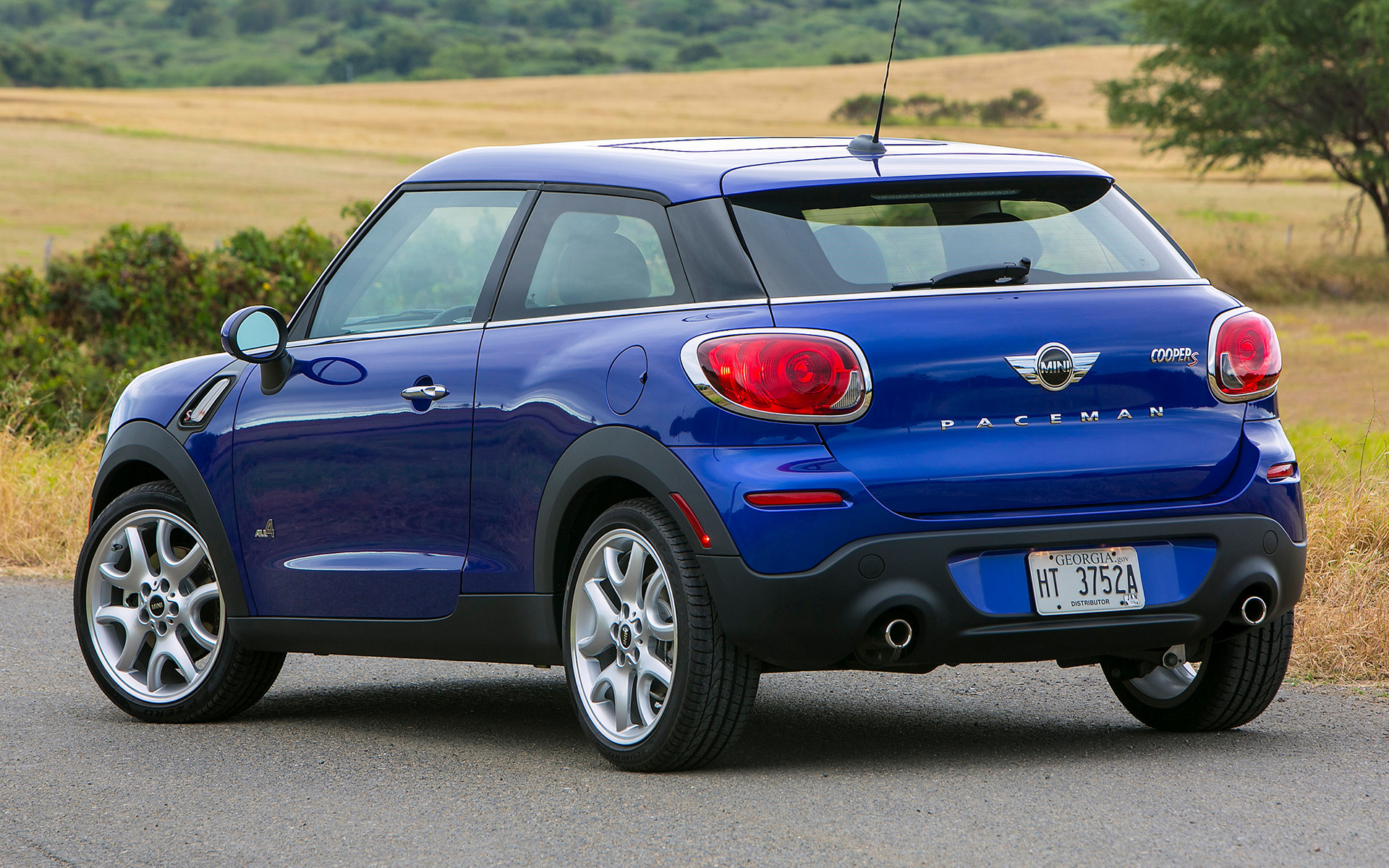 mini cooper s paceman 2013 us wallpapers and hd images car pixel. Black Bedroom Furniture Sets. Home Design Ideas