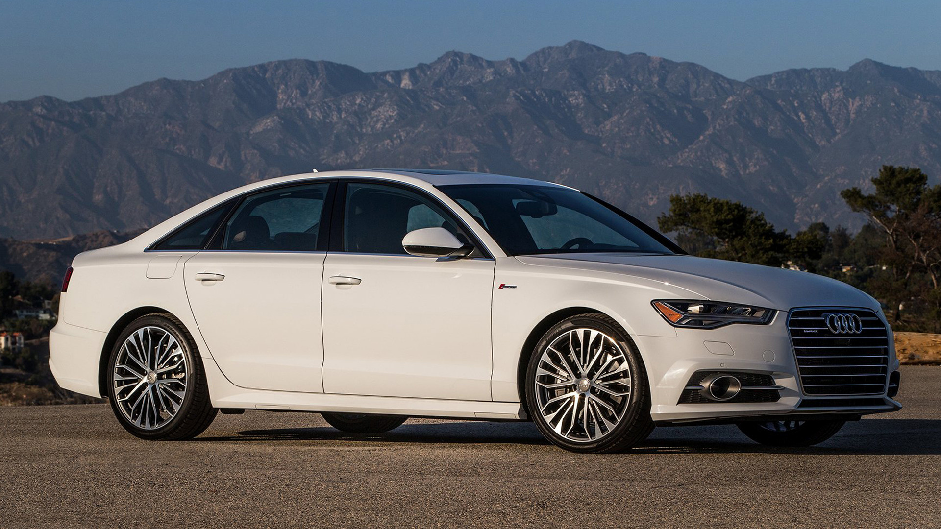 Audi A6 Sedan S Line 2015 Us Wallpapers And Hd Images Car Pixel