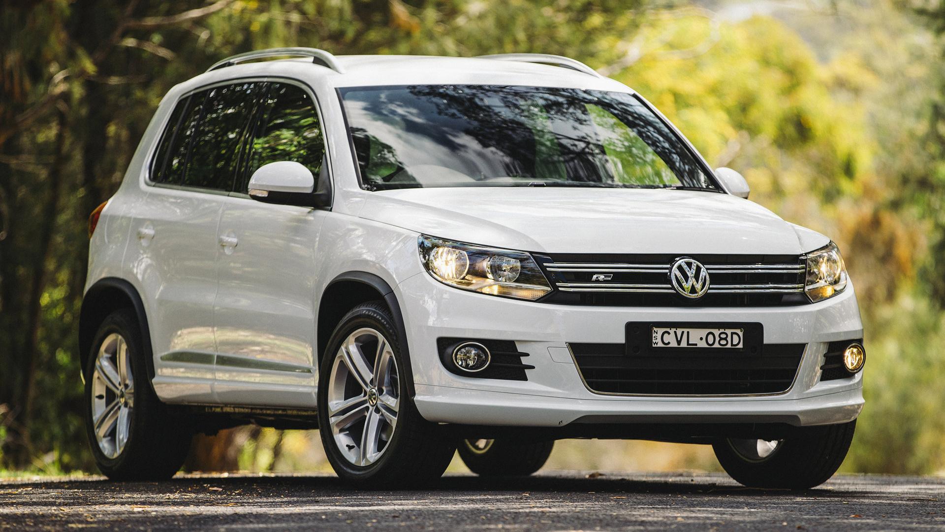 Volkswagen Tiguan R-Line (2014) AU Wallpapers and HD Images - Car Pixel