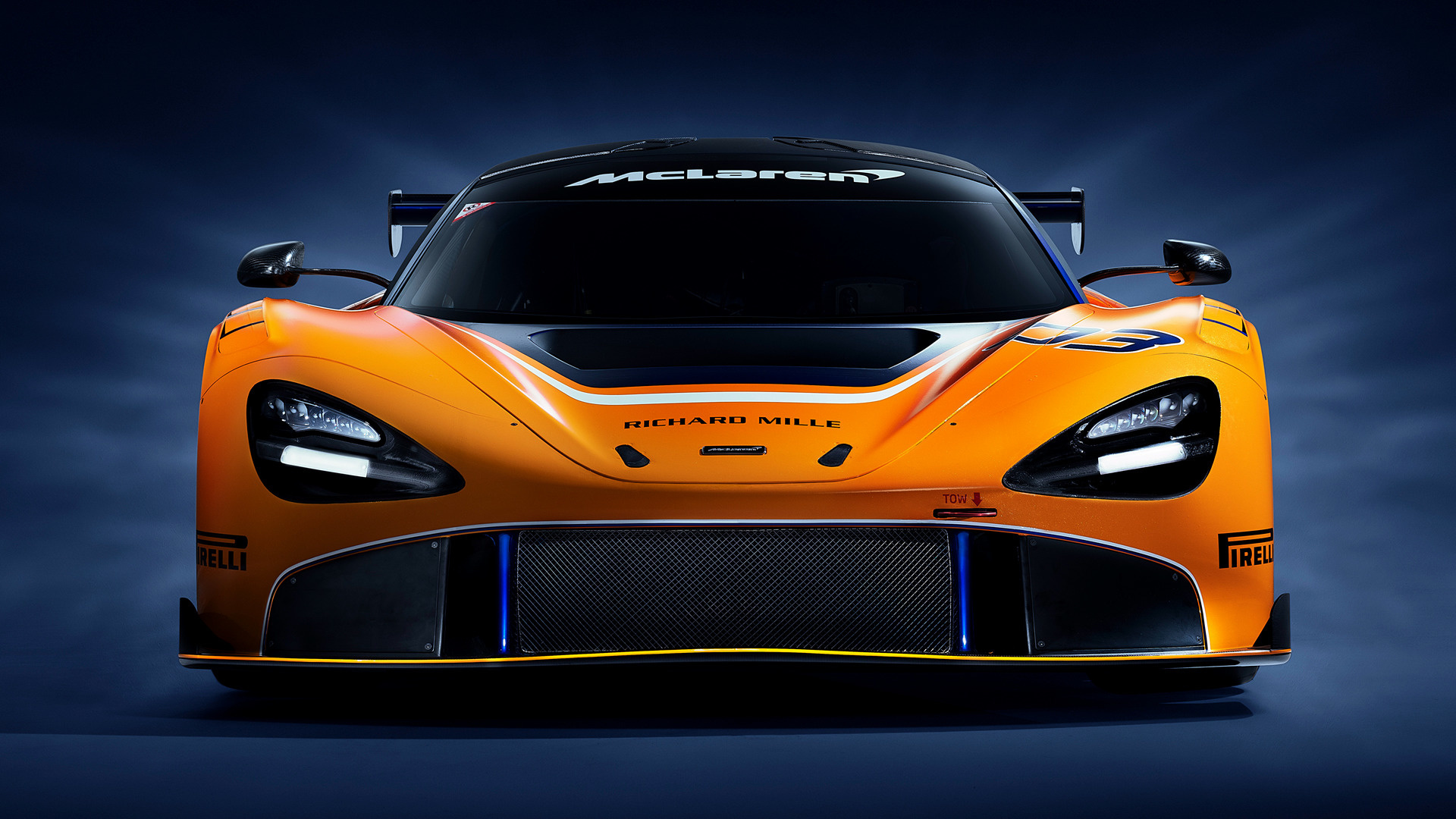 2019 McLaren 720S GT3 - Wallpapers And HD Images