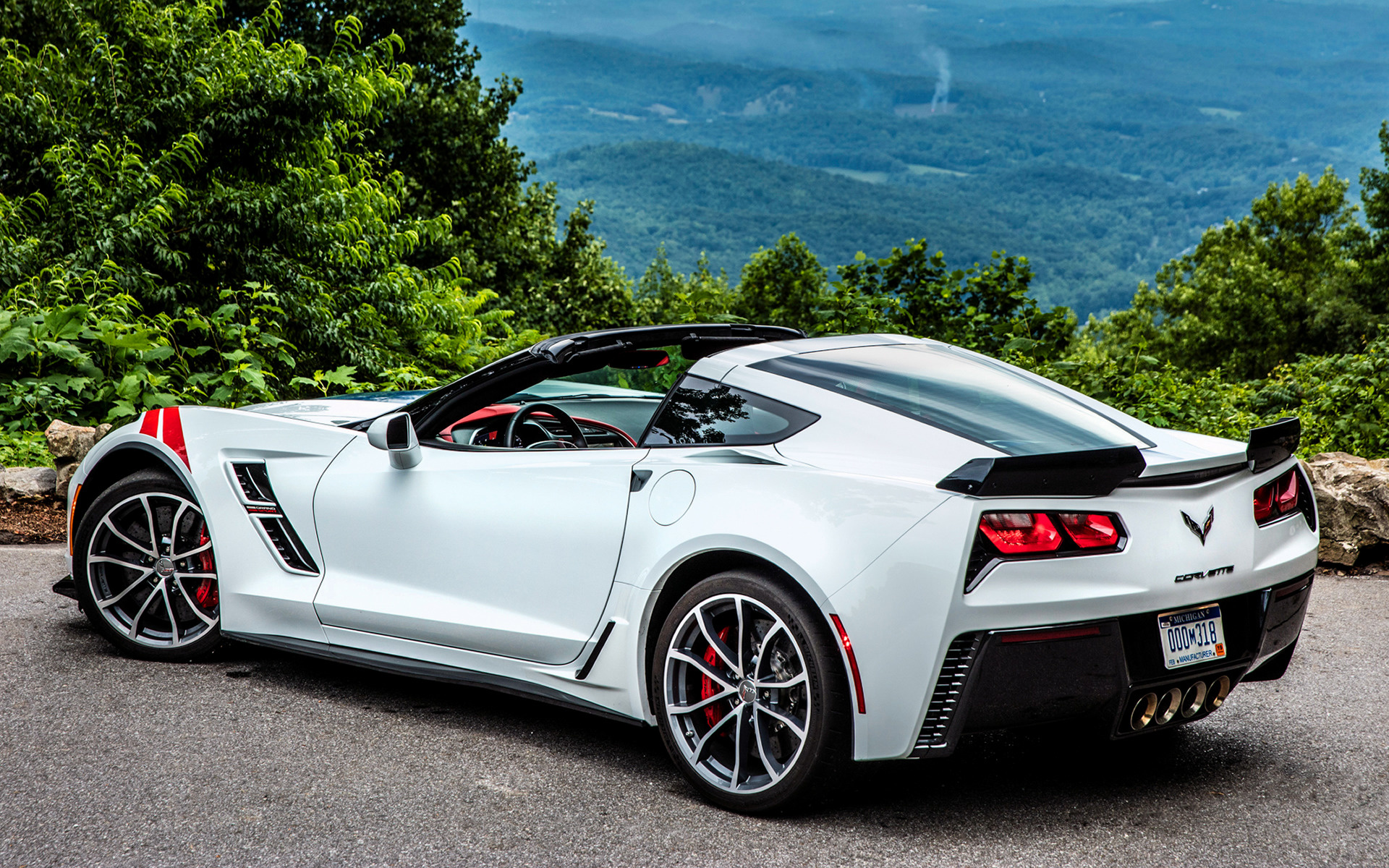 Chevrolet Corvette Grand Sport (2017) Wallpapers and HD Images - Car ...