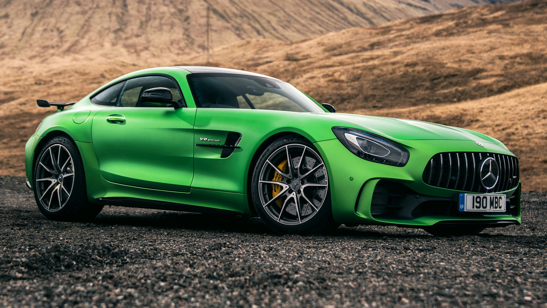 Mercedes Amg Gt R 2017 Uk Wallpapers And Hd Images Car Pixel