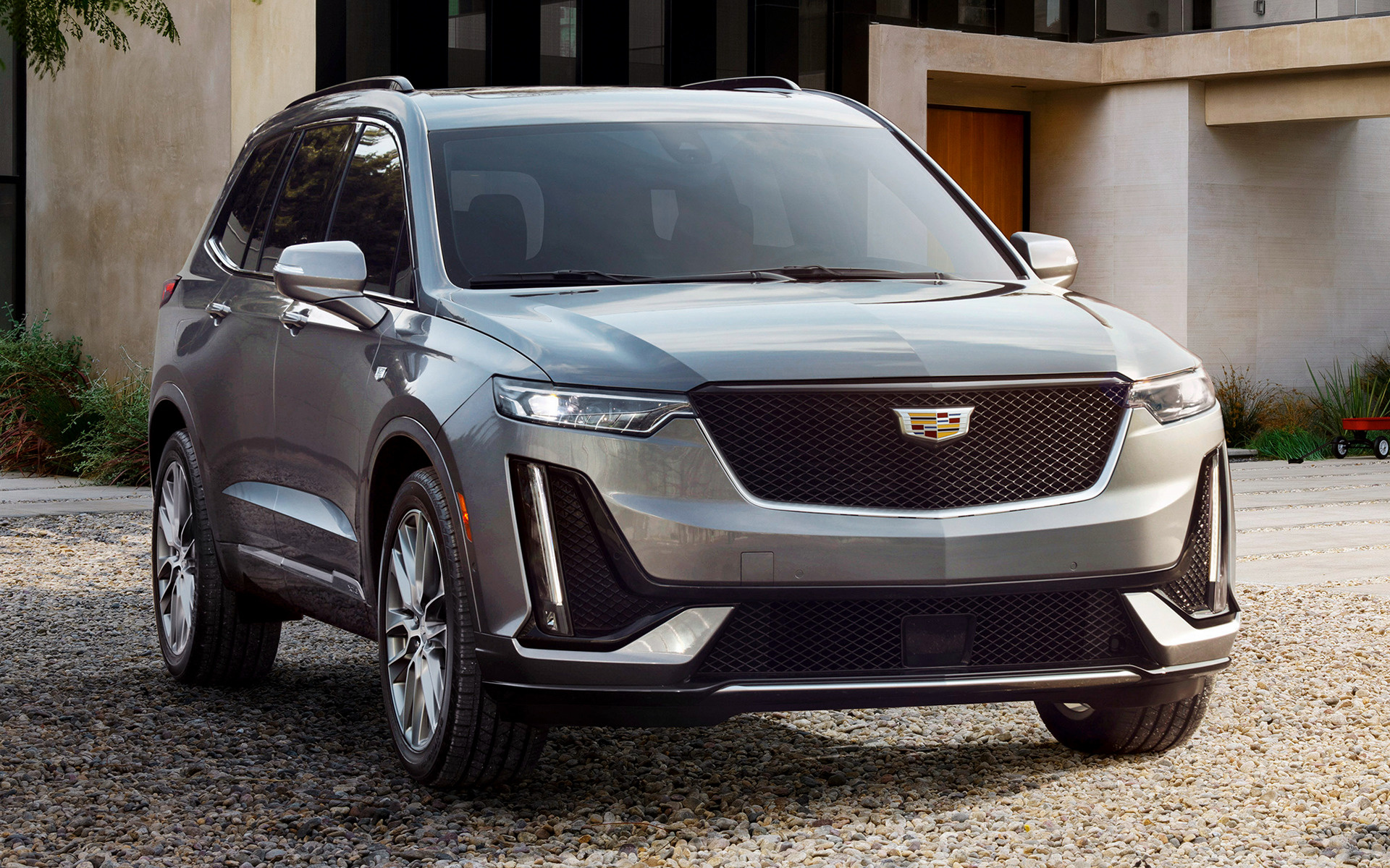 2020 Cadillac XT6 Sport - Wallpapers and HD Images | Car Pixel