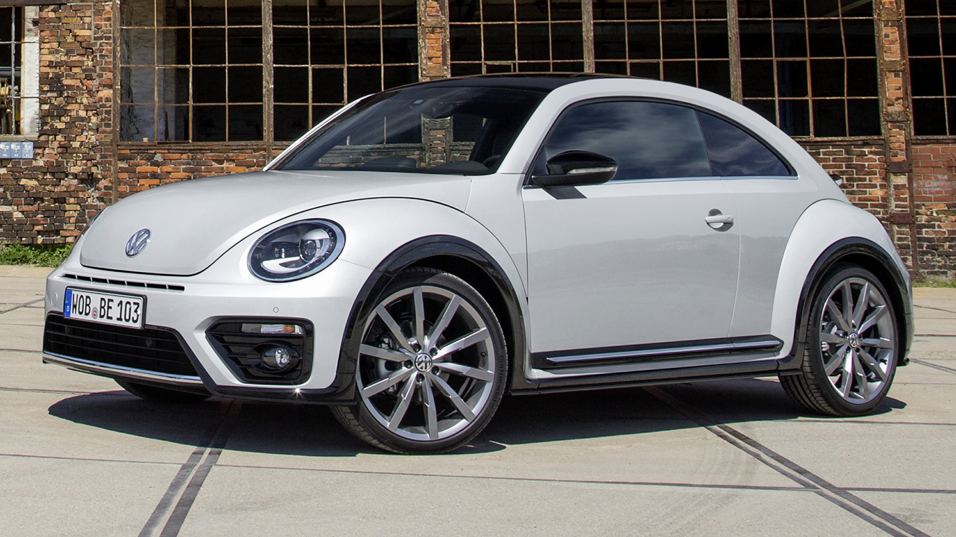 Volkswagen Beetle R Line 2016 Wallpapers And Hd Images