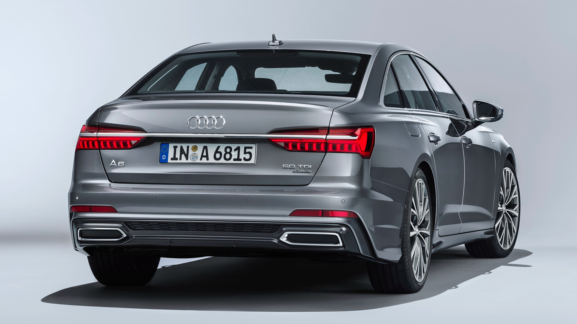 2018 Audi A6 Sedan S line - Wallpapers and HD Images   Car ...