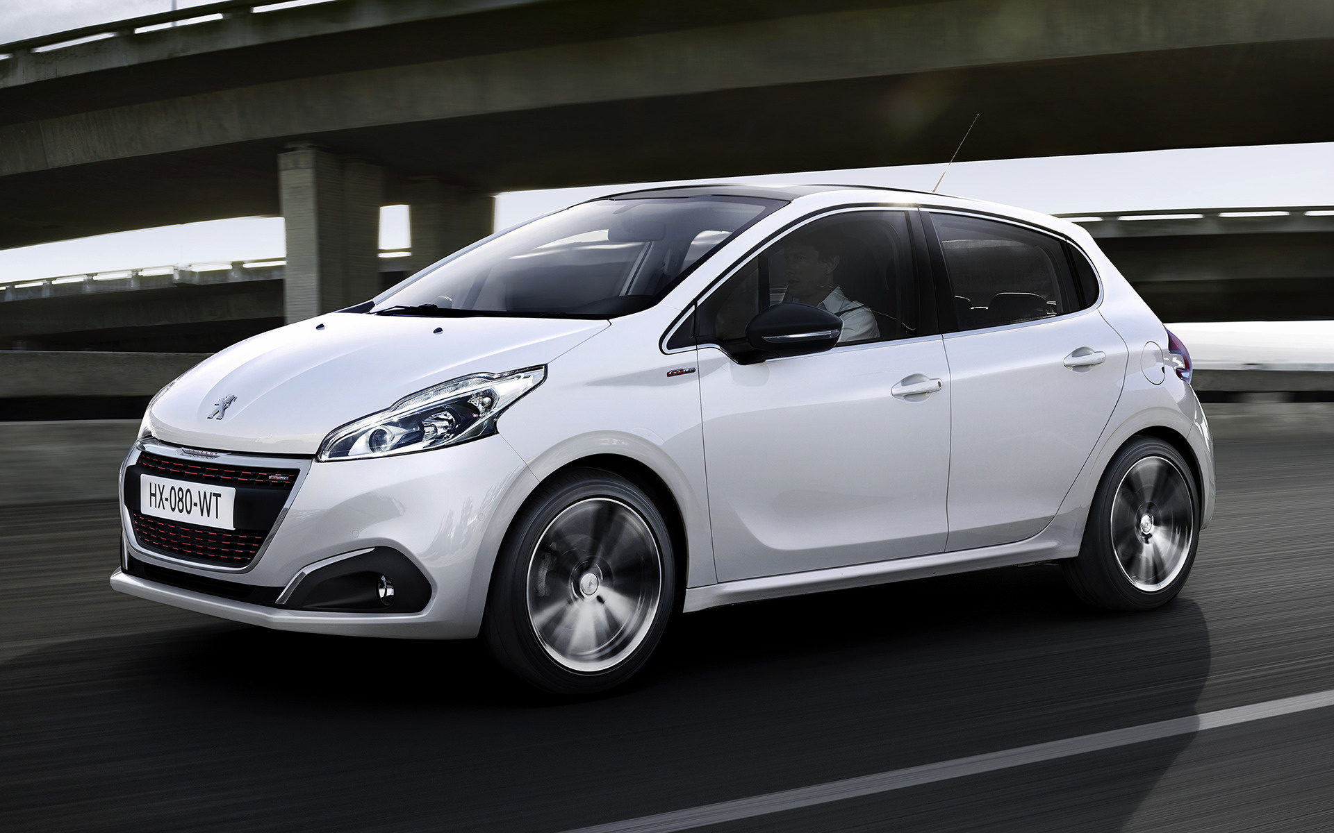 peugeot 208 gt line 5door 2015 wallpapers and hd images