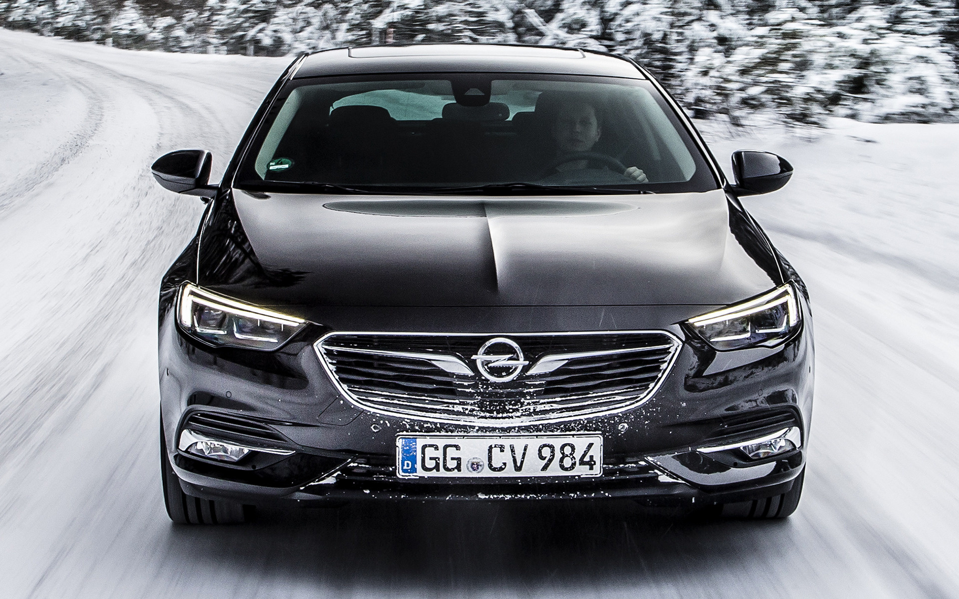 Opel Insignia Grand Sport 2017 Wallpapers And Hd Images