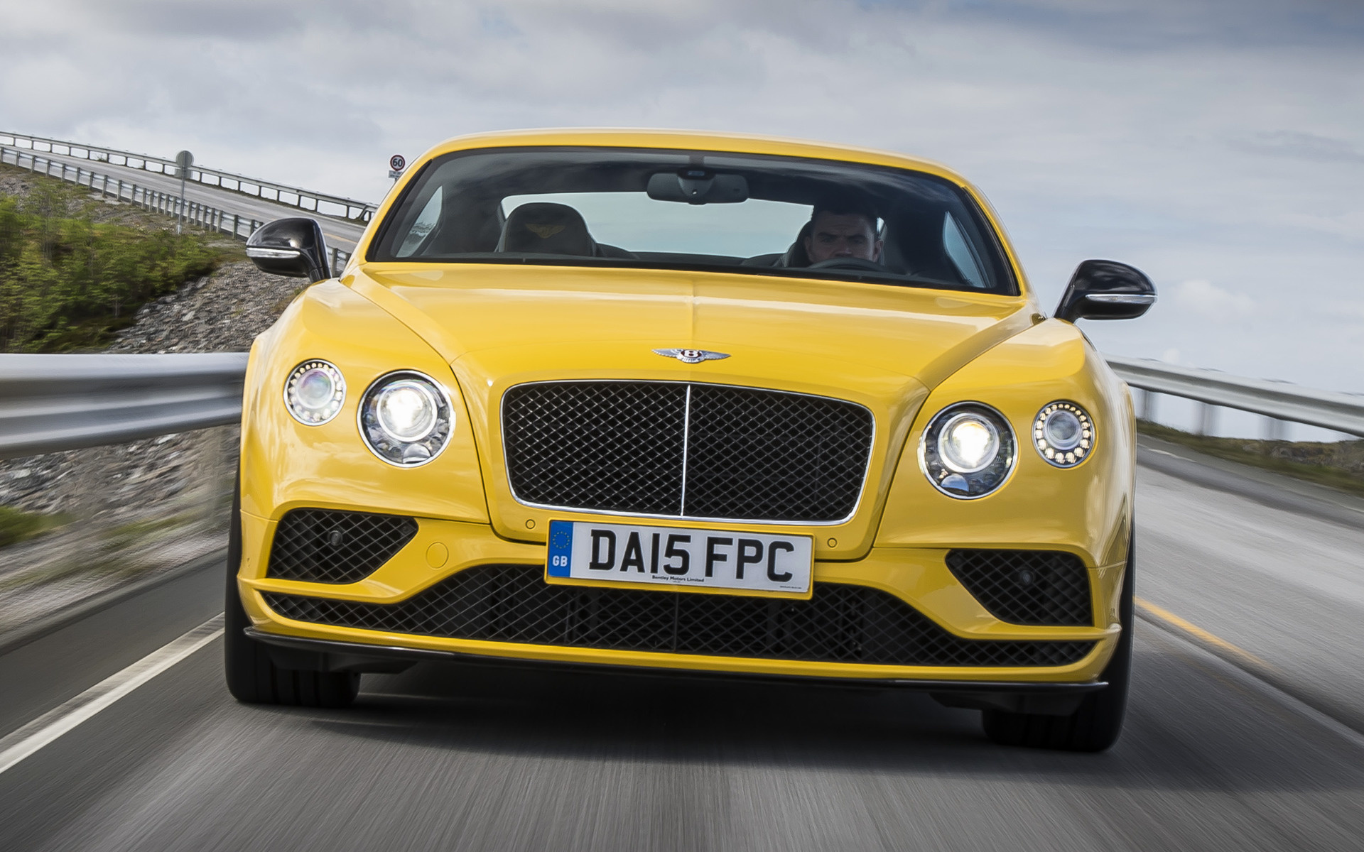 2015 Bentley Continental GT V8 S - Wallpapers and HD