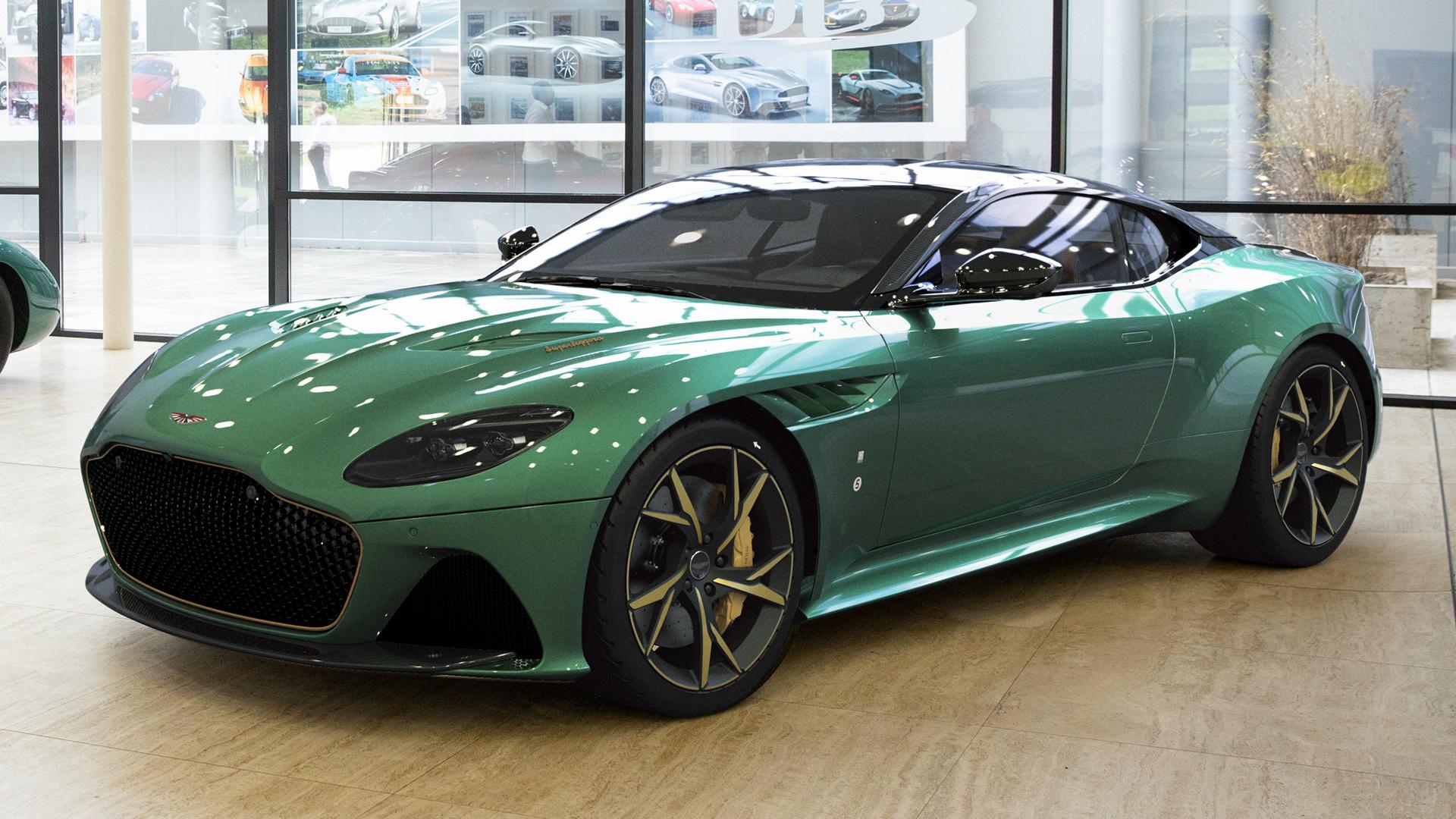Q By Aston Martin Dbs Wallpaper Hd