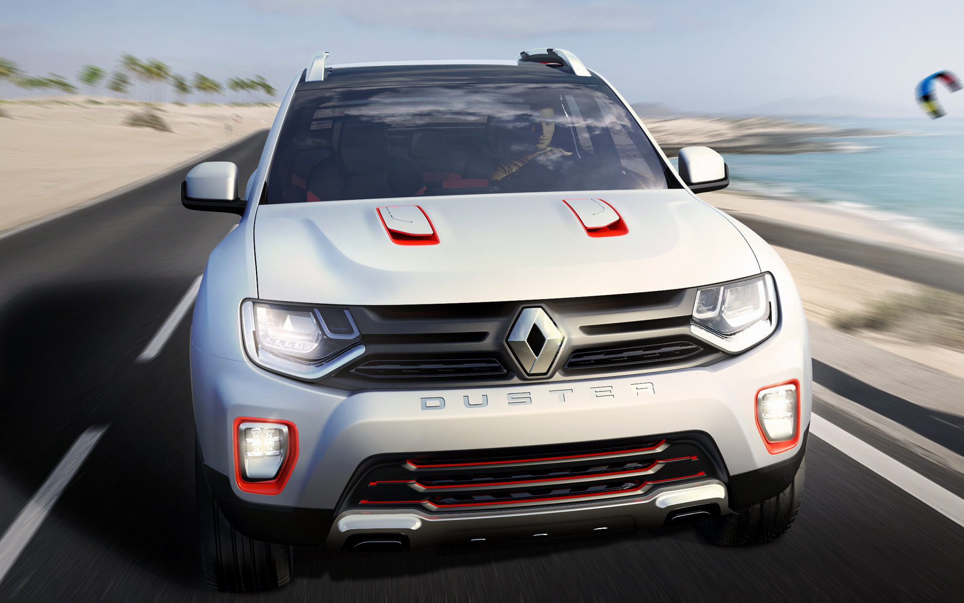 Renault Duster Oroch Concept 2014 Wallpapers And Hd Images Car Pixel