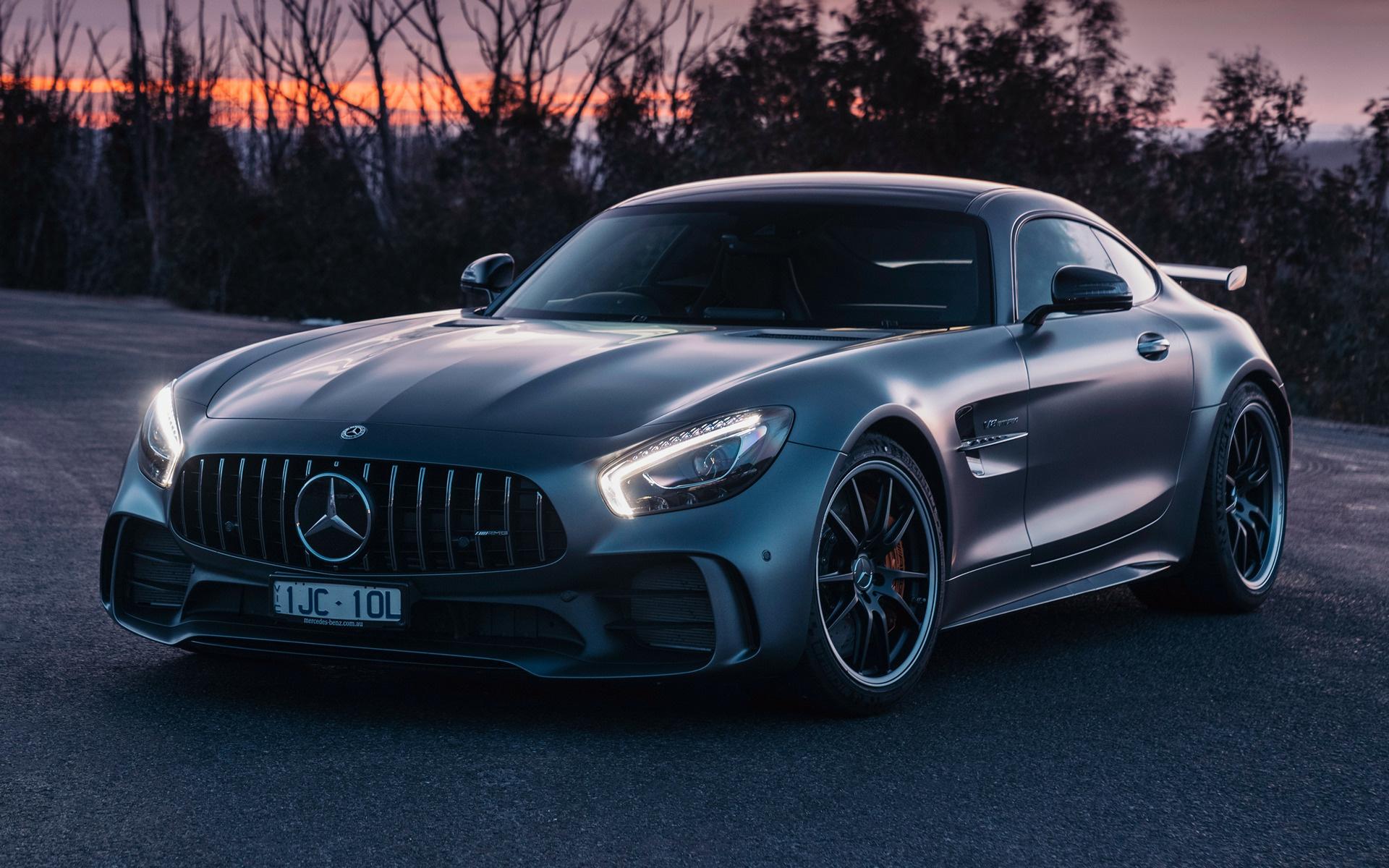 Mercedes Benz Amg Gt >> 2017 Mercedes-AMG GT R (AU) - Fonds d'écran et images HD | Car Pixel