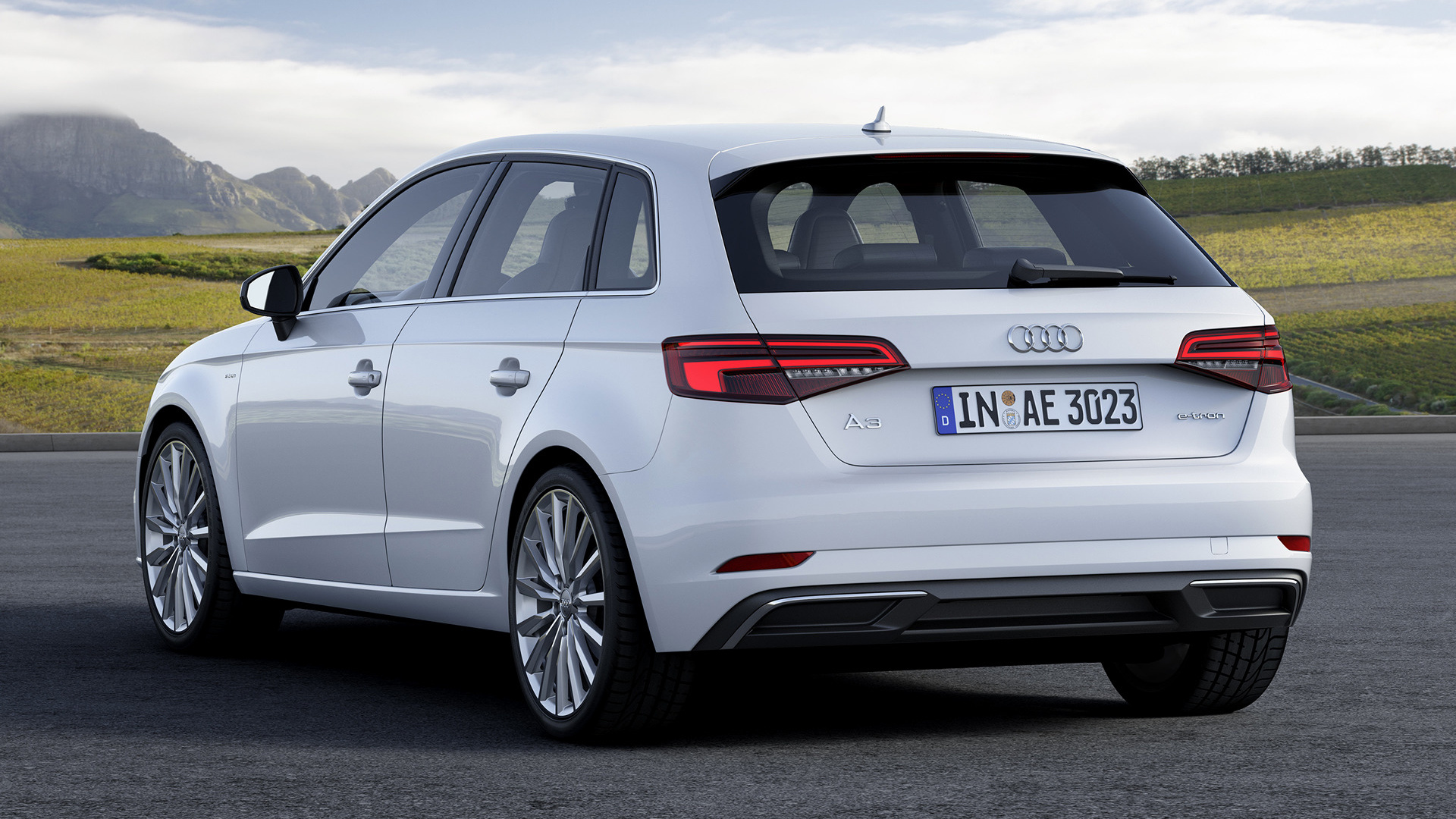 audi a3 sportback e tron 2016 wallpapers and hd images. Black Bedroom Furniture Sets. Home Design Ideas