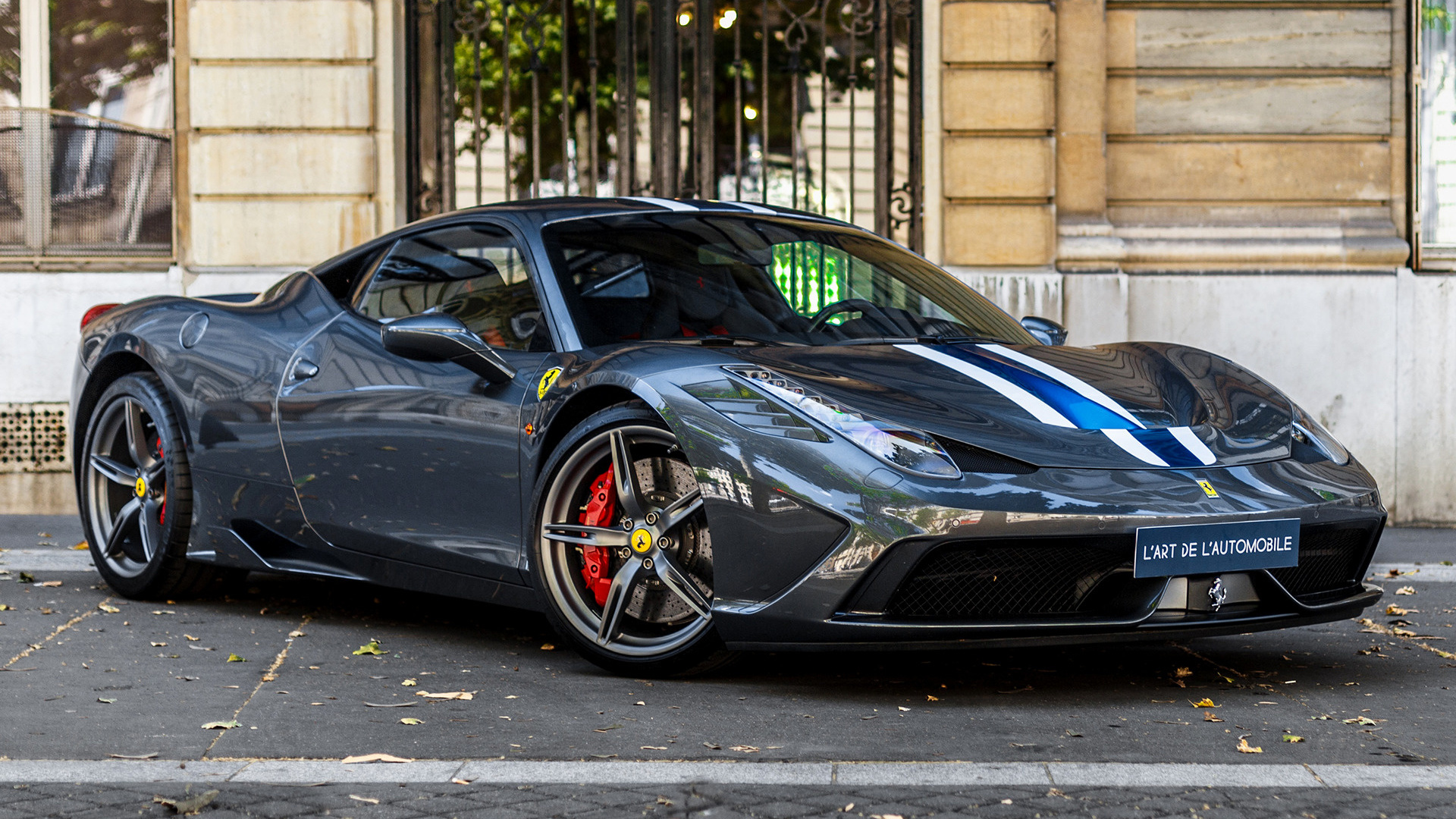 2013 Ferrari 458 Speciale Wallpapers And Hd Images Car Pixel