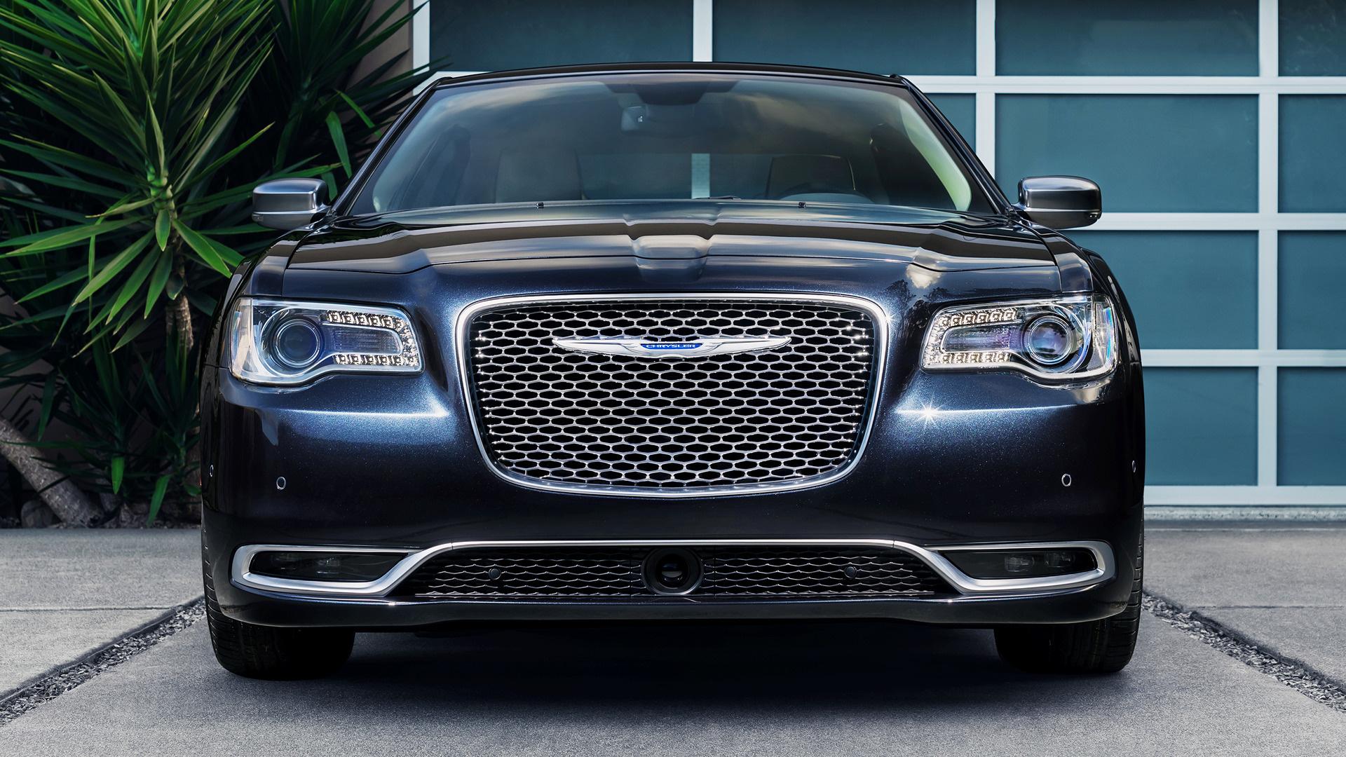 2015 Chrysler 300C Platinum - Wallpapers and HD Images | Car Pixel