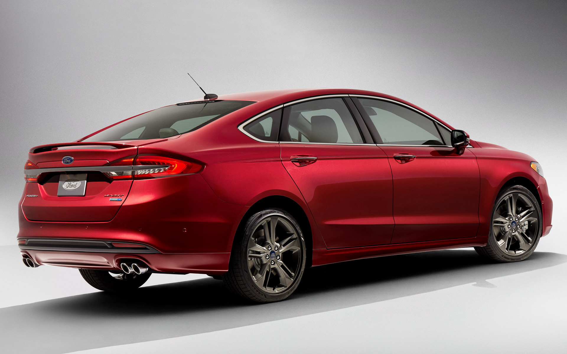 ford fusion sport 2017 wallpapers and hd images car pixel. Black Bedroom Furniture Sets. Home Design Ideas