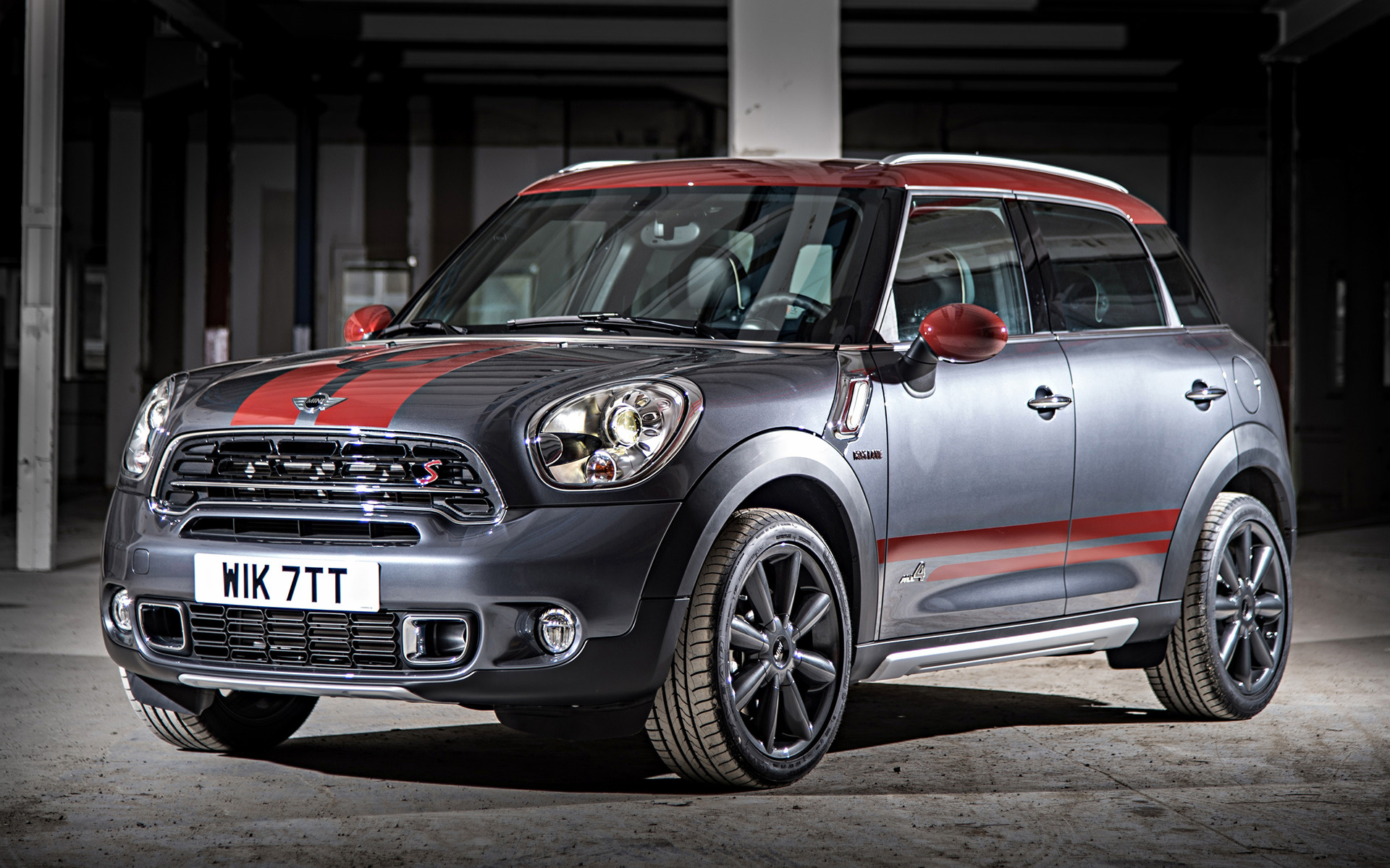 2015 Mini Cooper S Countryman Park Lane Wallpapers And Hd Images