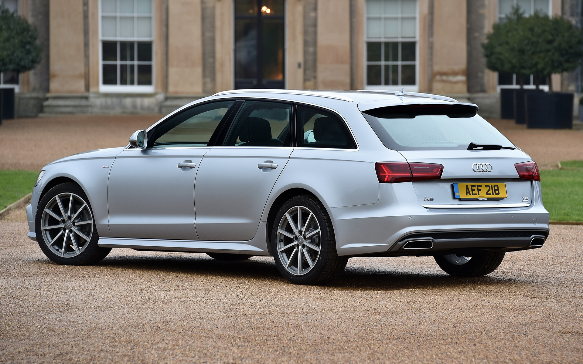 Audi A6 Avant S Line 2014 Uk Wallpapers And Hd Images