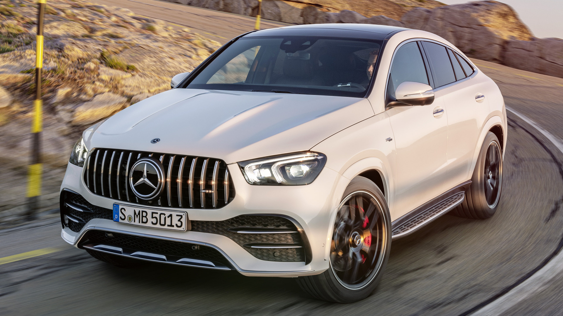 2019 Mercedes-AMG GLE 53 Coupe - Wallpapers and HD Images ...