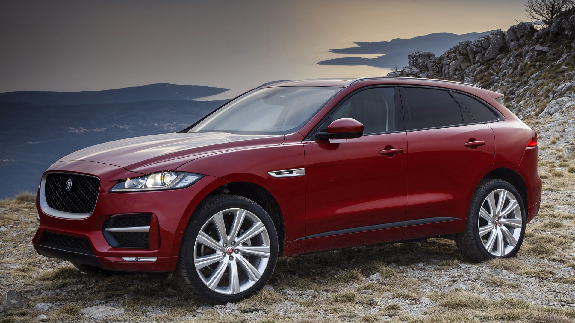 Jaguar F Pace R Sport 2016 Wallpapers And Hd Images