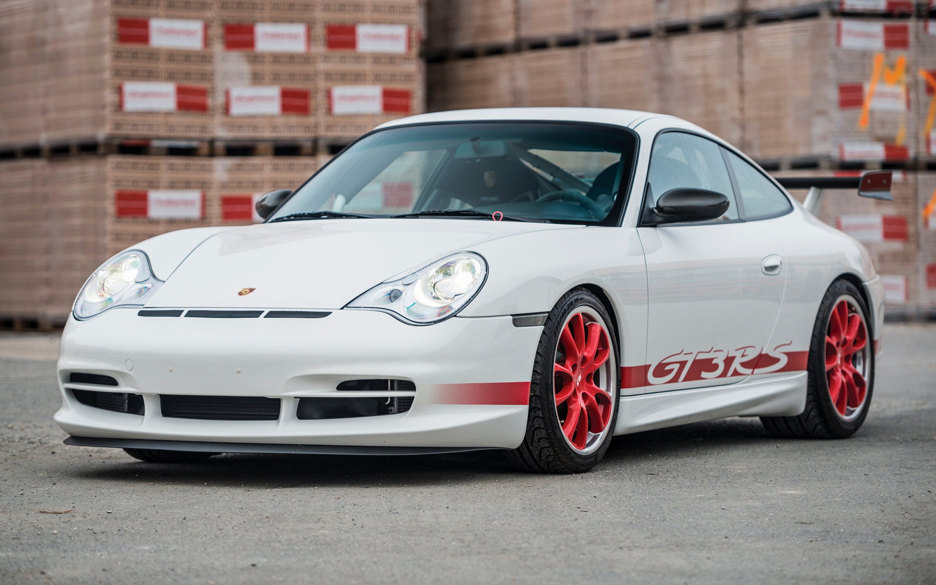 2003 Porsche 911 Gt3 Rs Wallpapers And Hd Images Car Pixel