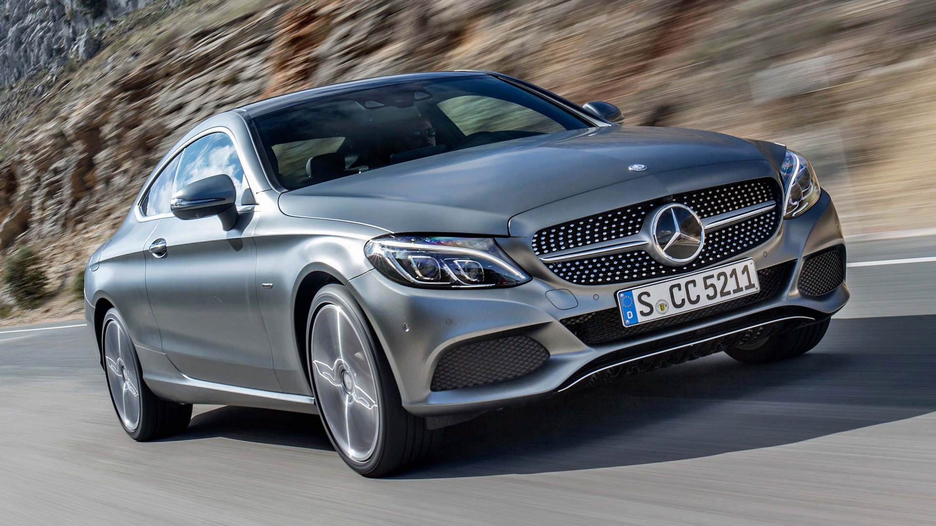 Mercedes benz c class coupe 2015 wallpapers and hd for 2015 mercedes benz c class coupe