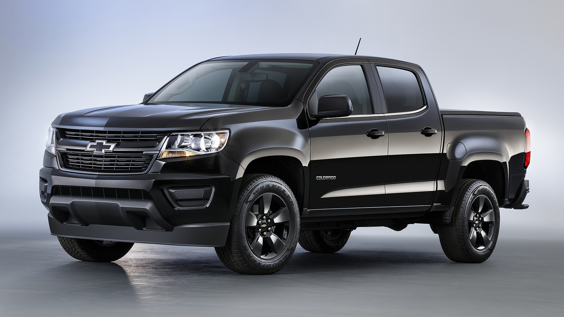 chevrolet colorado lt midnight crew cab 2016 wallpapers and hd images car pixel. Black Bedroom Furniture Sets. Home Design Ideas