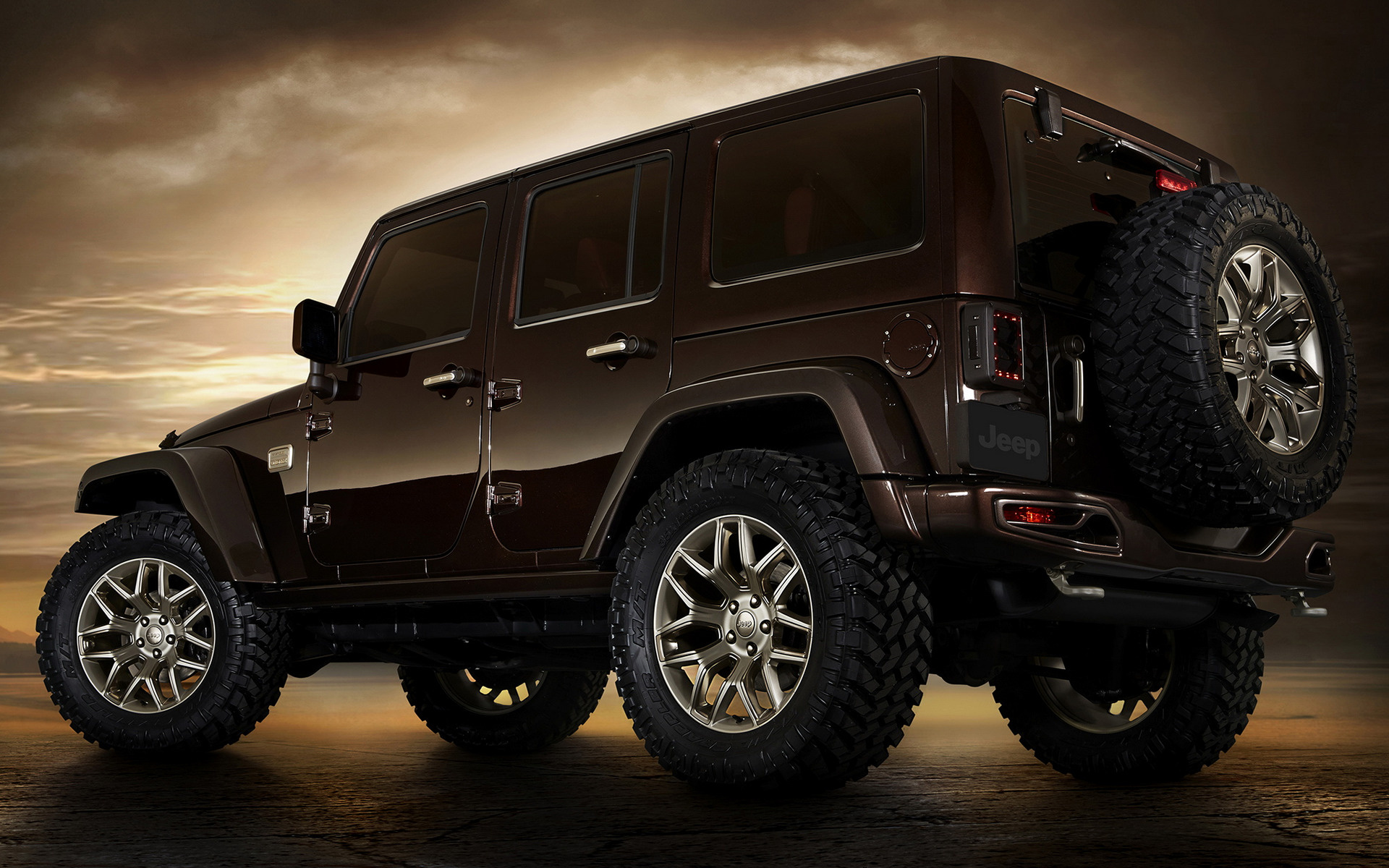 Jeep Wrangler Sundancer Concept 2014 Wallpapers And Hd
