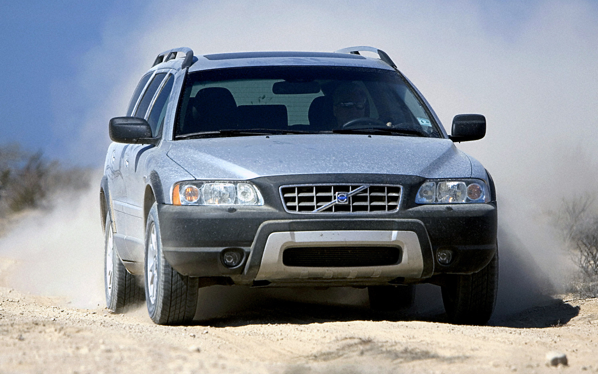 Volvo XC70 (2004) US Wallpapers and HD Images - Car Pixel