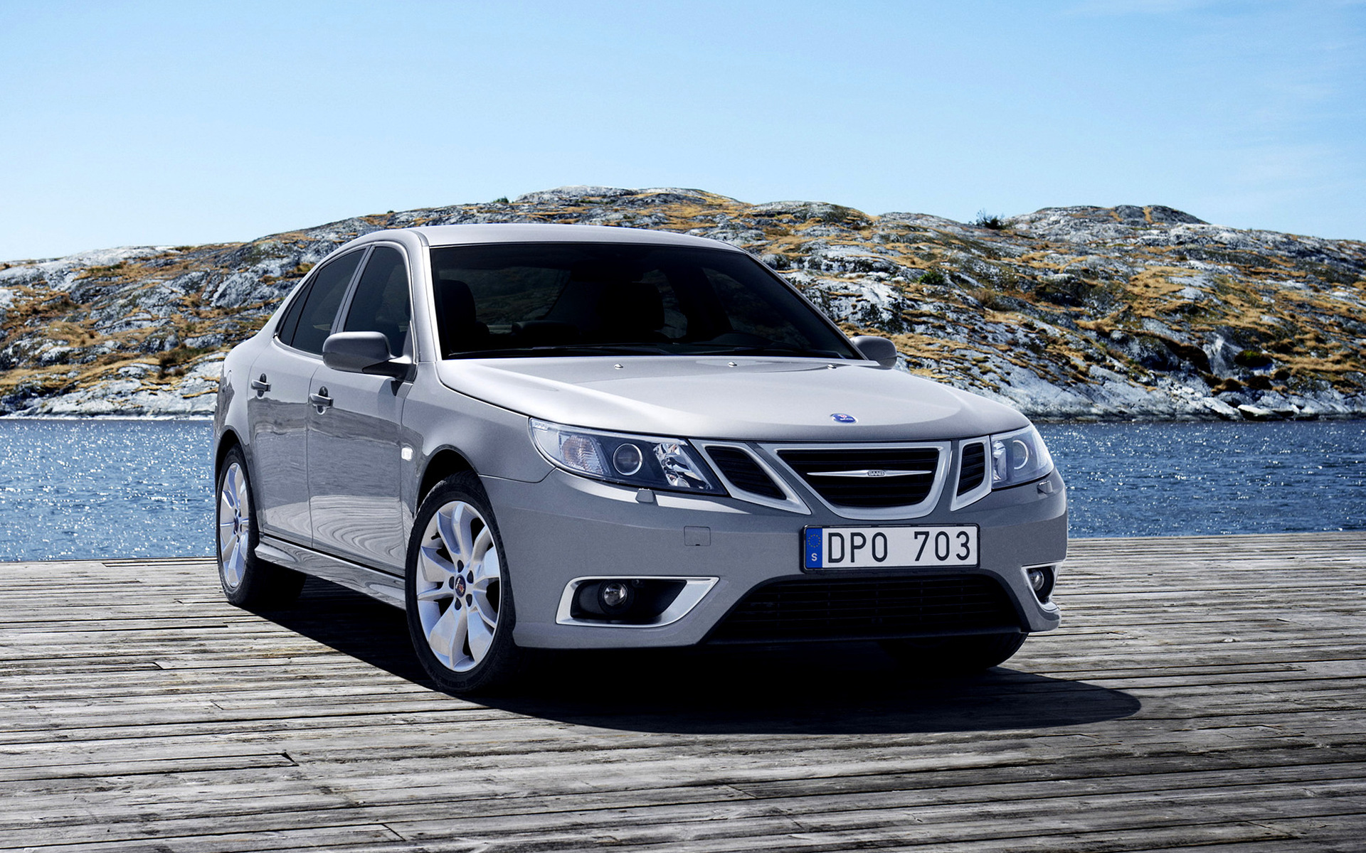2008 Saab 9 3 Aero Sport Sedan Wallpapers And Hd Images